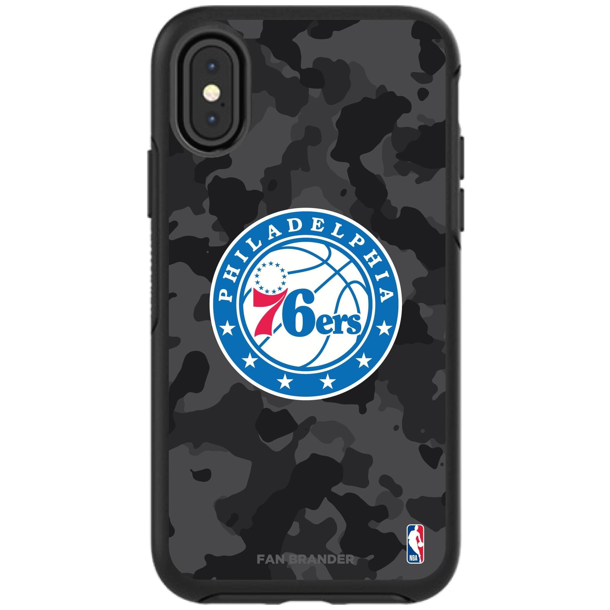 Philadelphia 76ers OtterBox Urban Camo iPhone Case