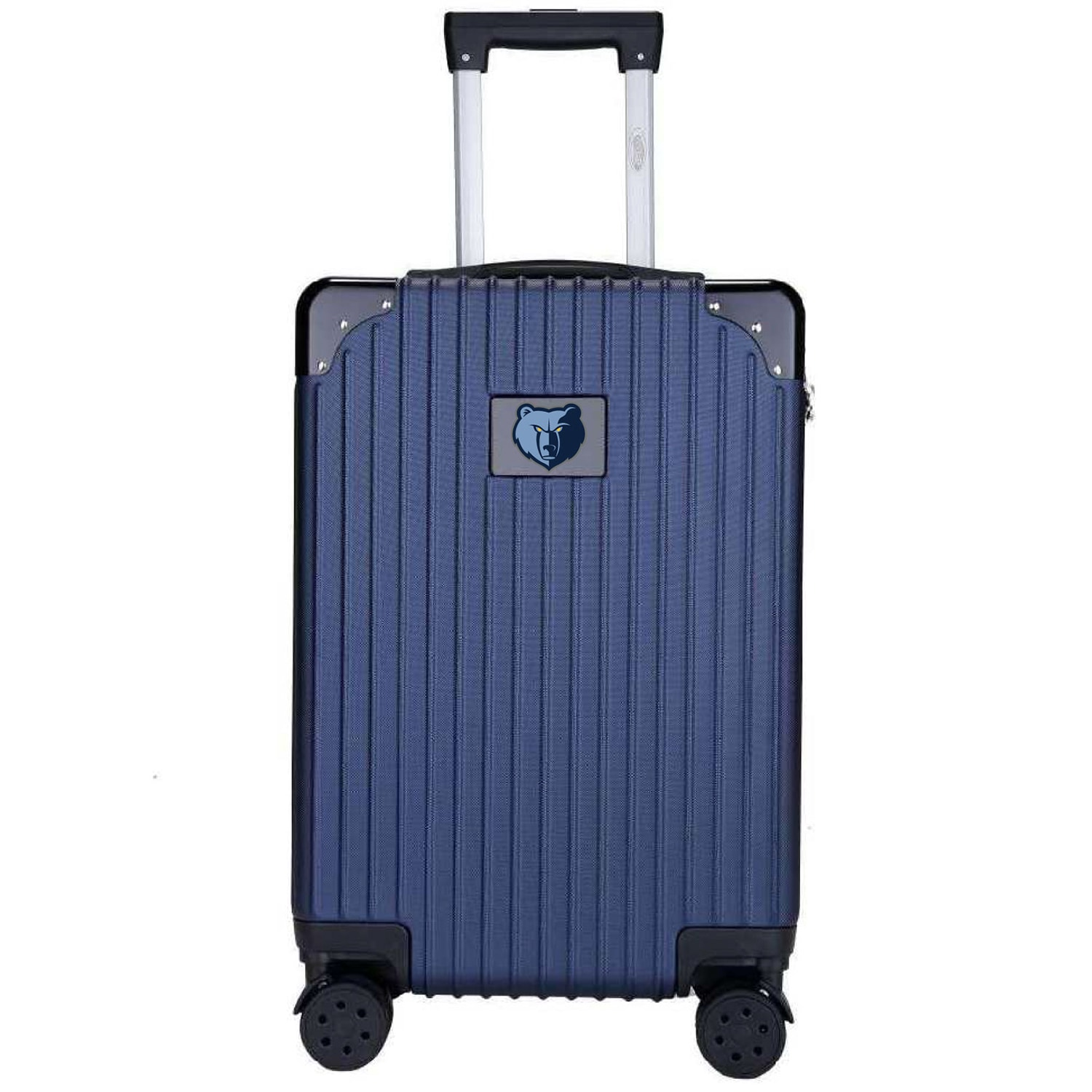 Memphis Grizzlies Premium 21'' Carry-On Hardcase Luggage - Navy