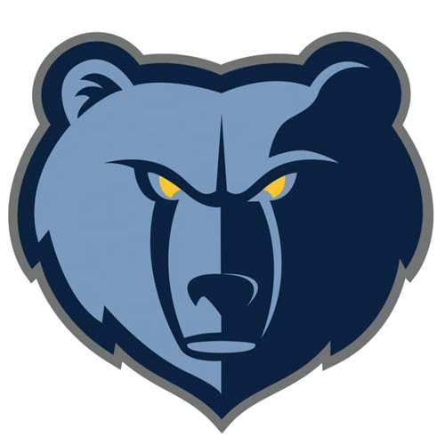 Memphis Grizzlies Fathead Giant Removable Decal