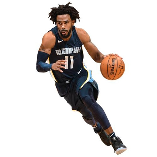 Mike Conley Memphis Grizzlies Fathead Life Size Removable Wall Decal