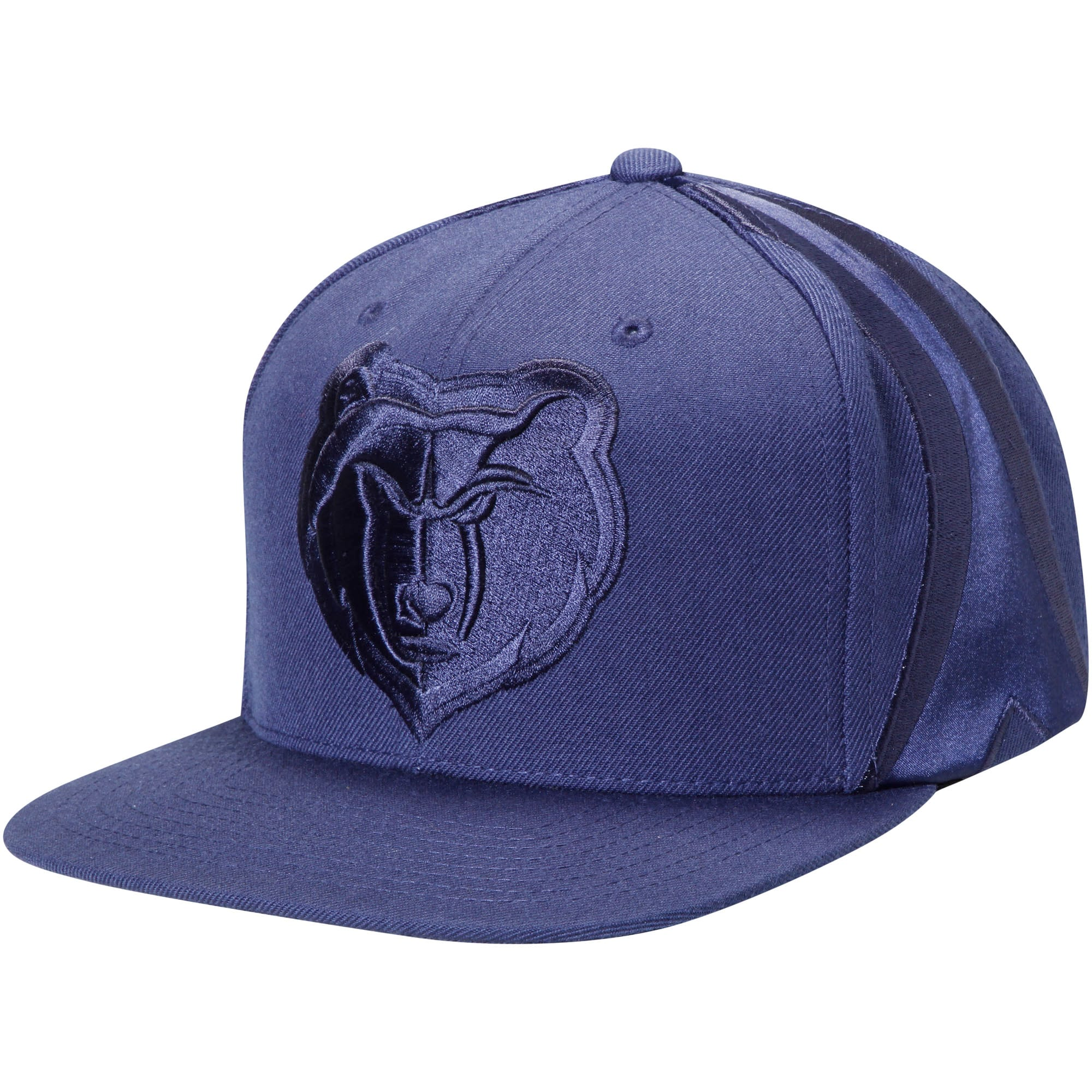 Memphis Grizzlies Mitchell & Ness 1996 Shorts Hook Snapback Adjustable Hat - Navy