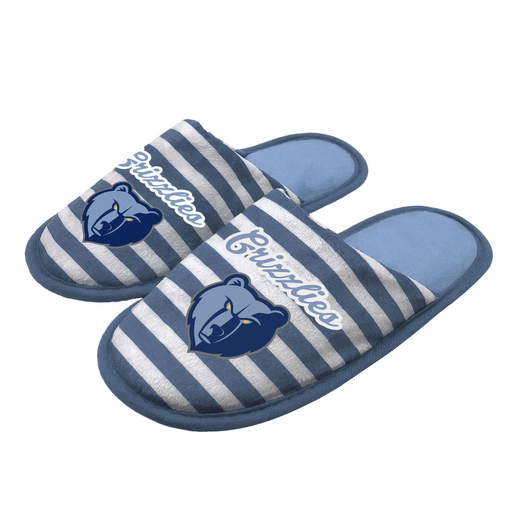 Memphis Grizzlies Women's Scuff Slippers