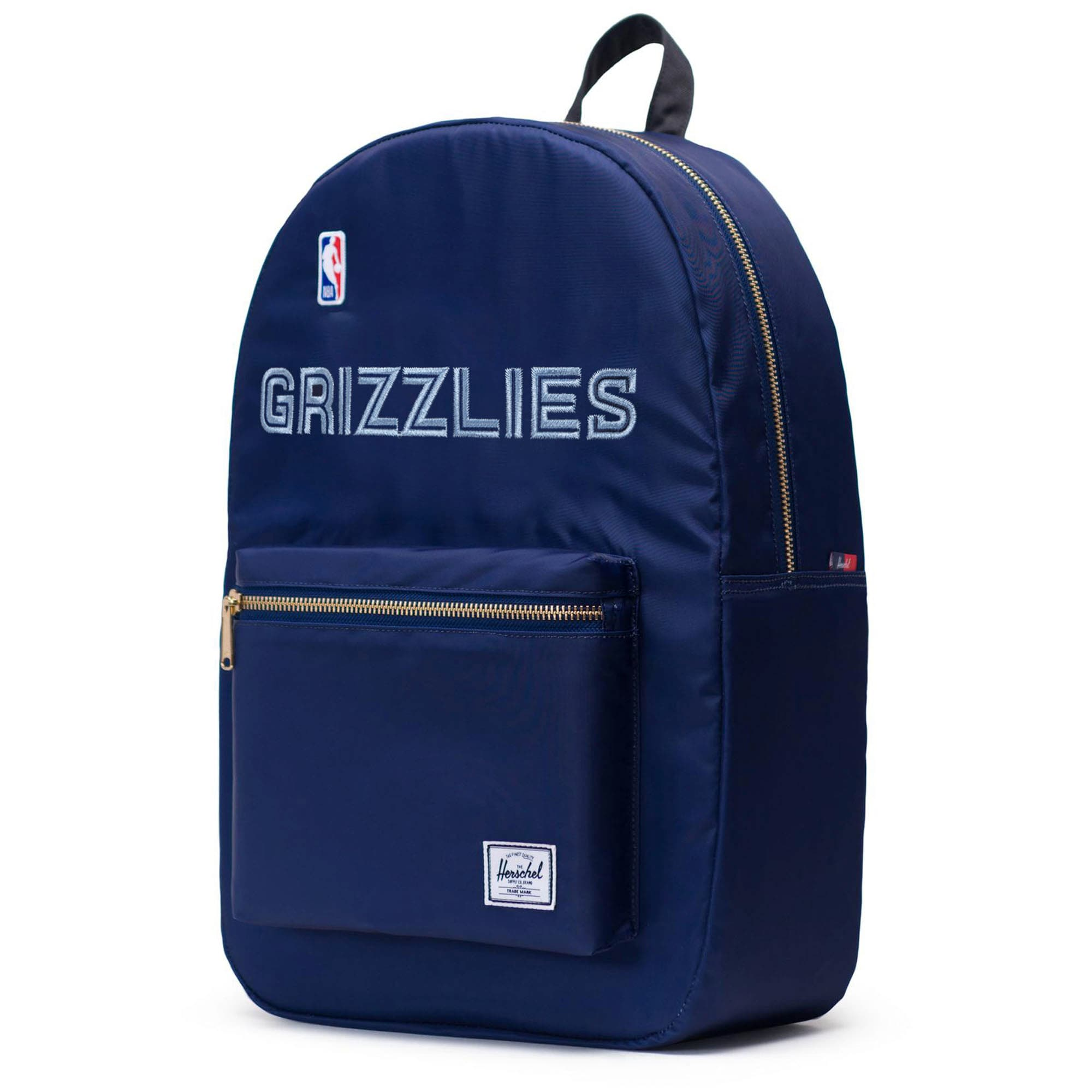 Memphis Grizzlies Herschel Supply Co. Settlement Satin Backpack