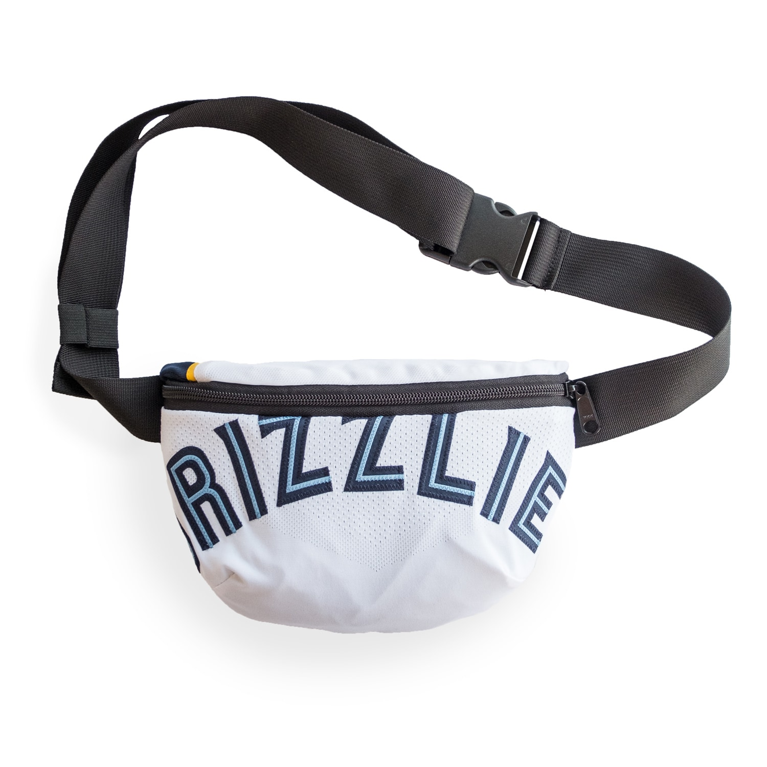 Memphis Grizzlies Upcycled Jersey Waist Pack