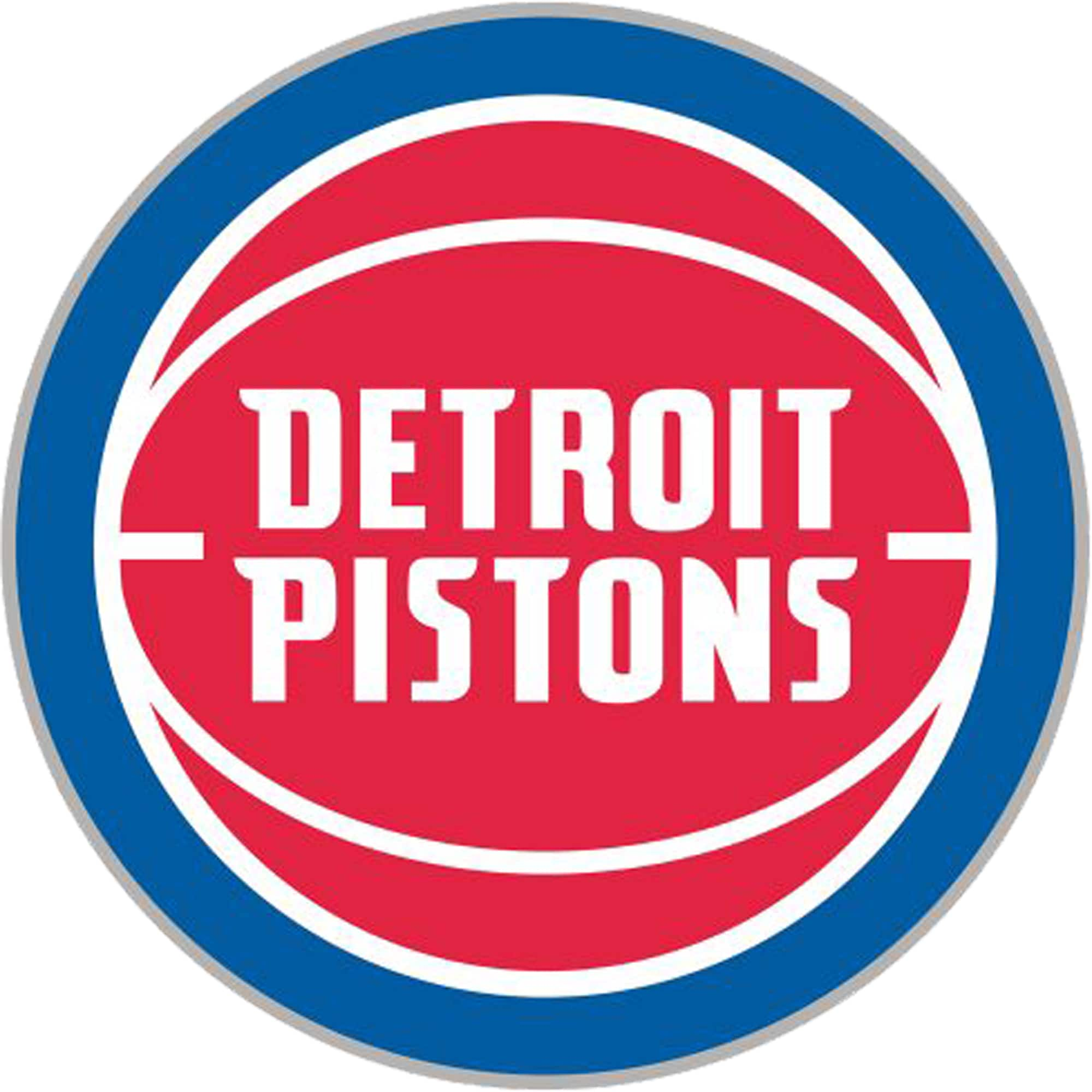 Detroit Pistons Fathead Giant Removable Decal