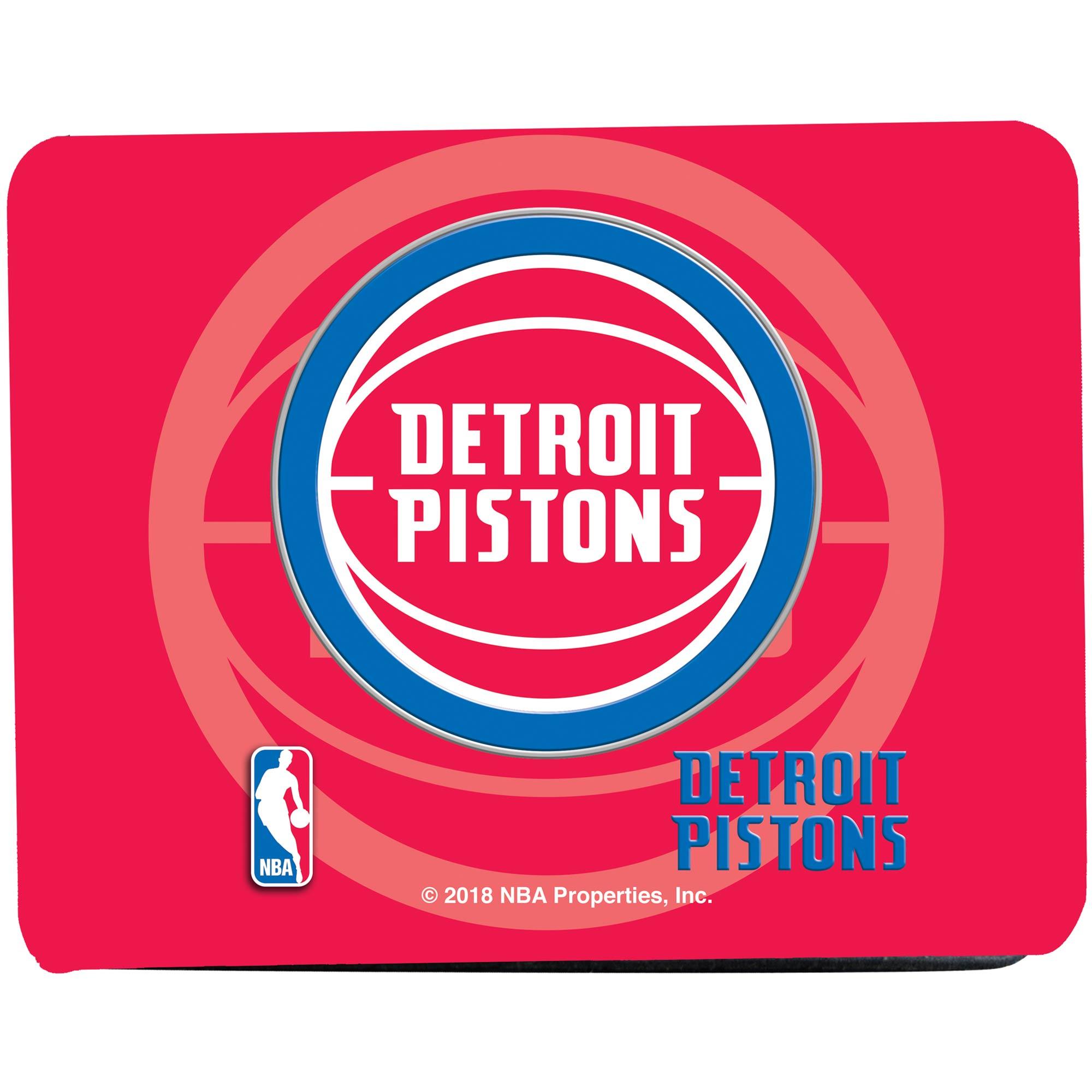 Detroit Pistons 3D Mouse Pad