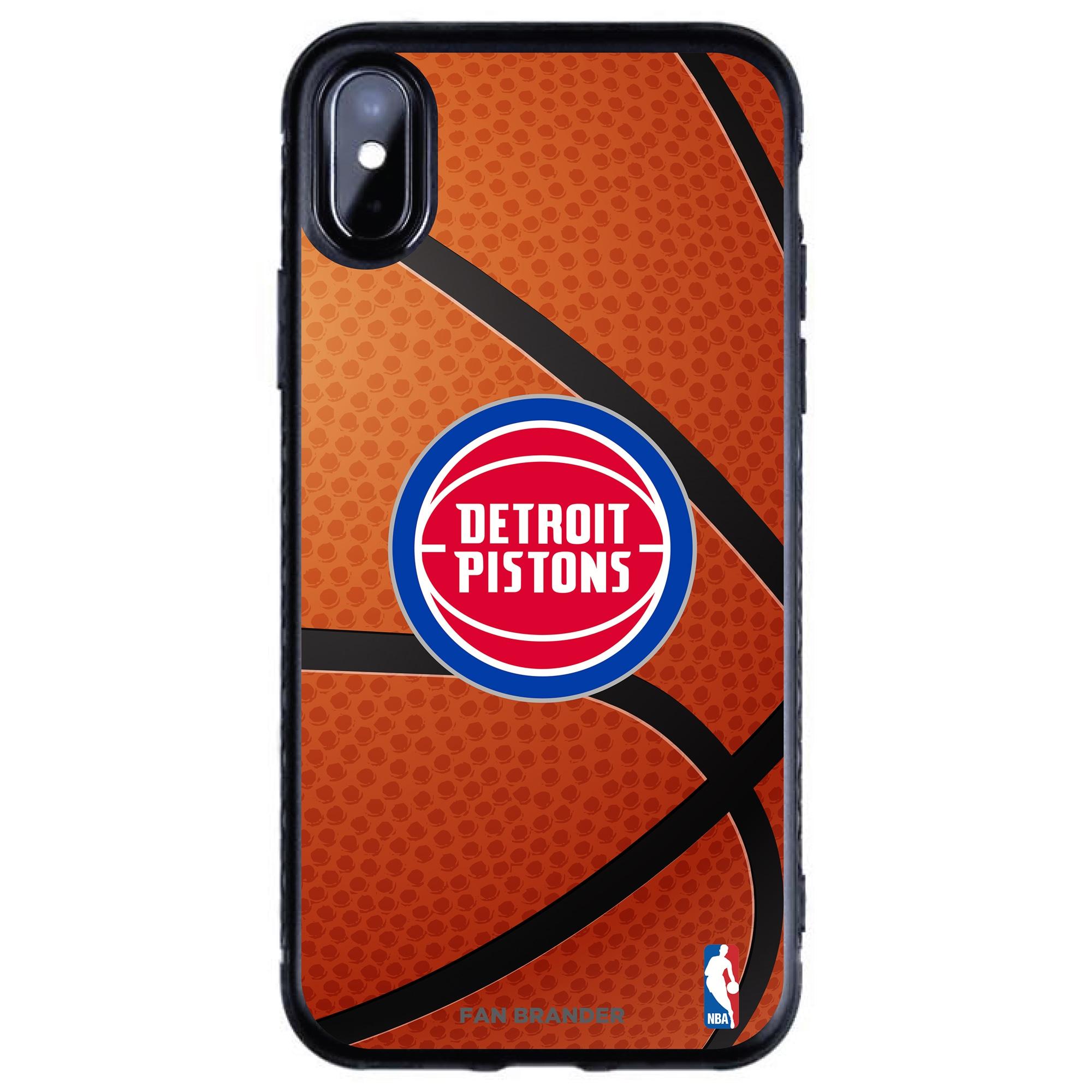 Detroit Pistons Primary Mark iPhone Case