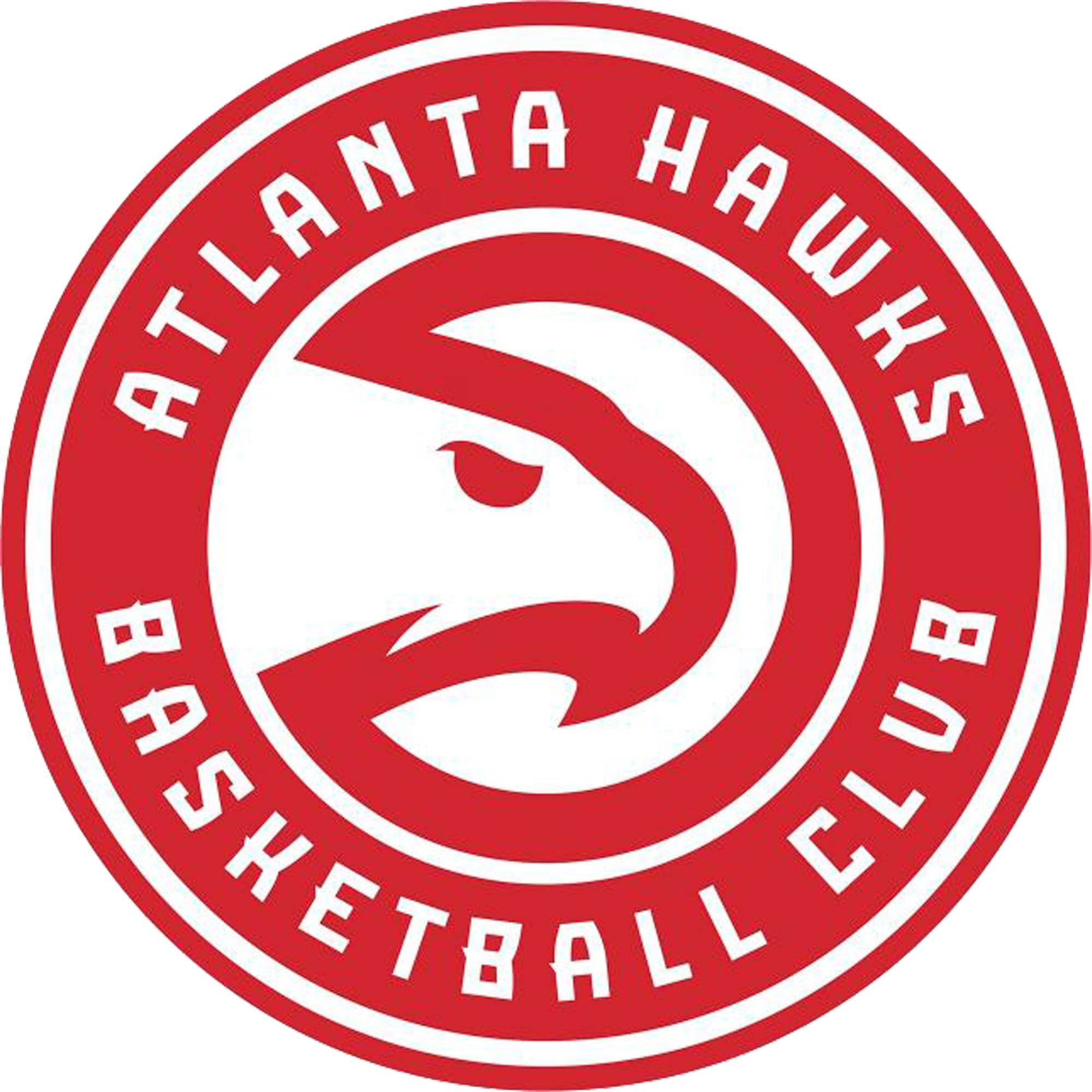 Atlanta Hawks Fathead Giant Removable Decal