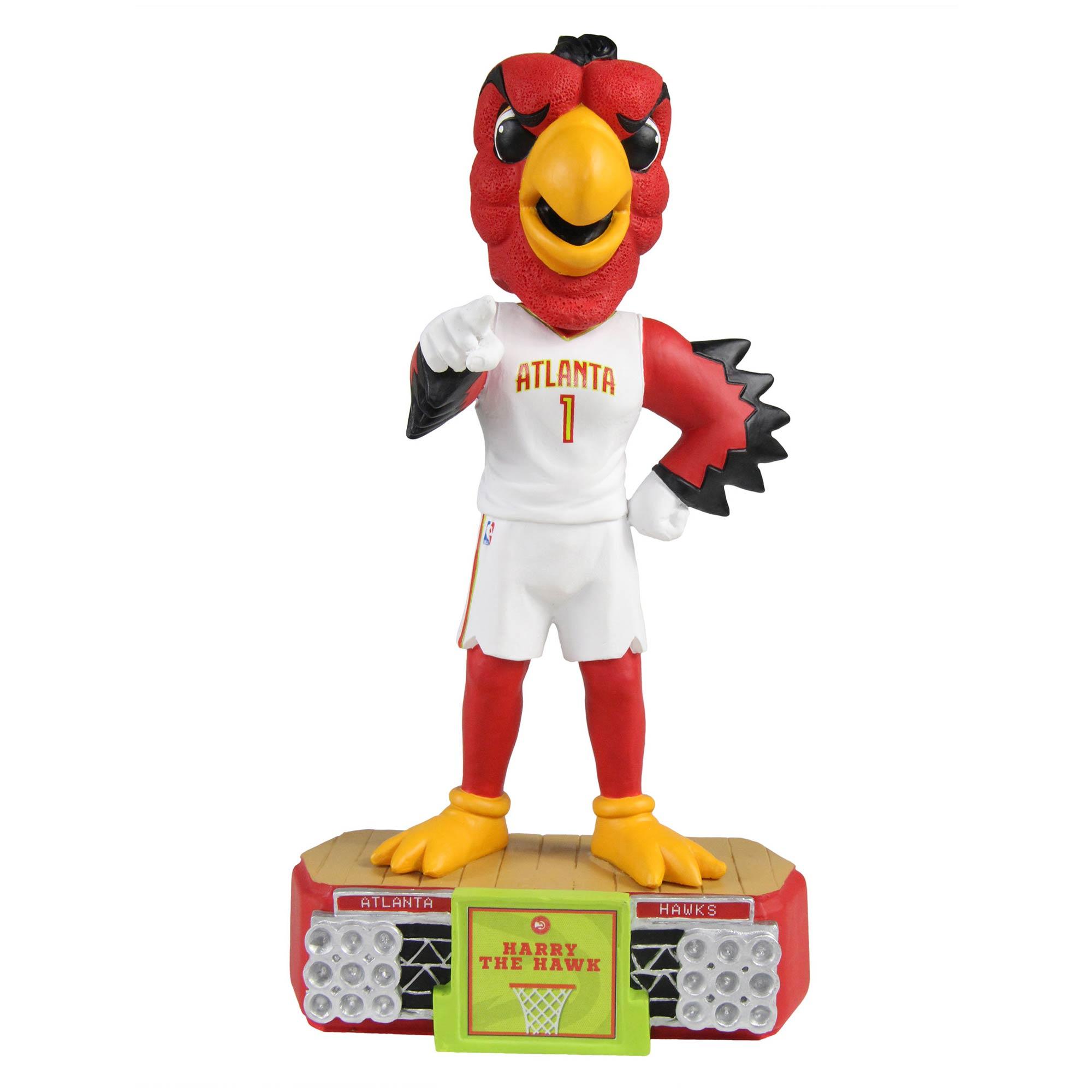 Atlanta Hawks Stadium Lights Mascot Bobblehead