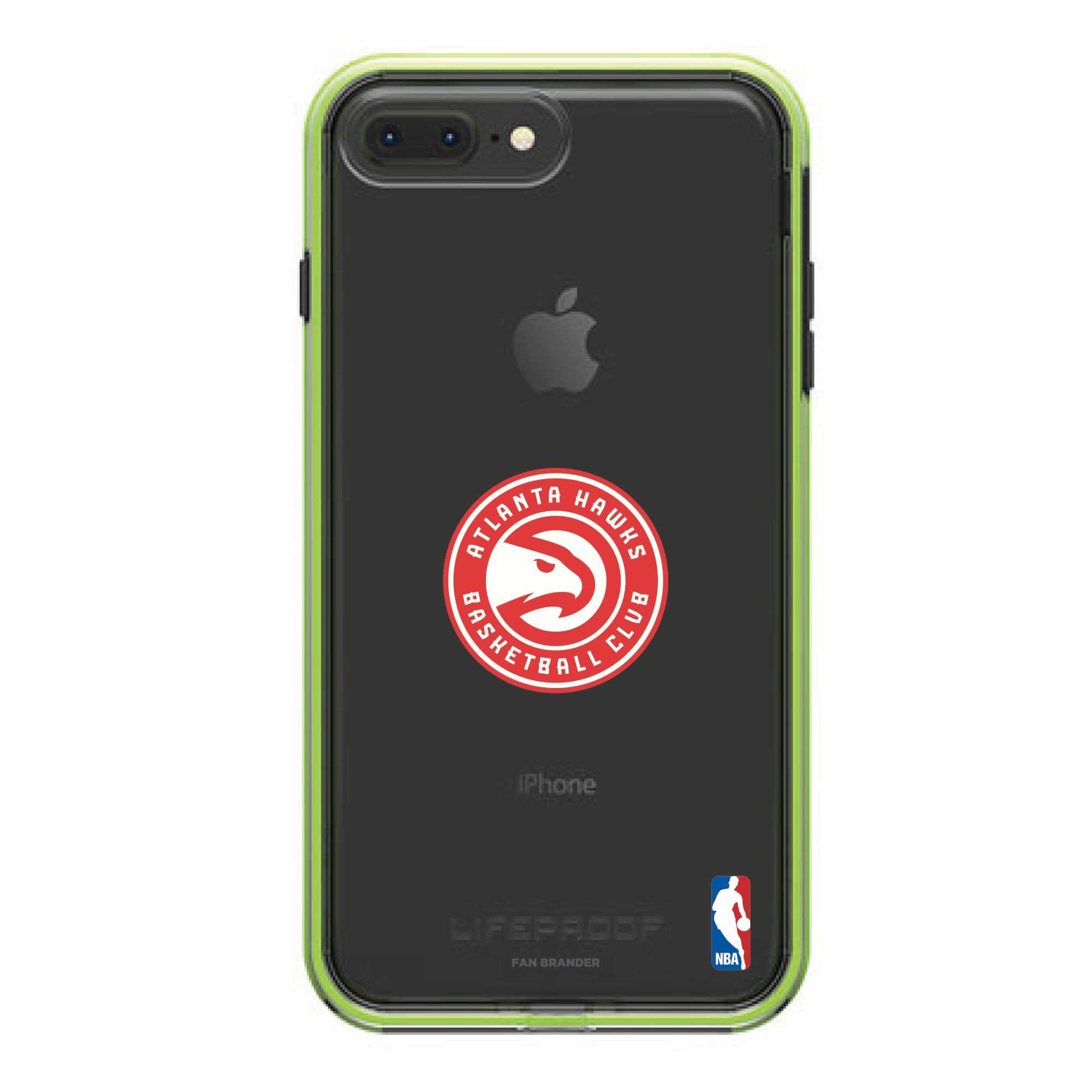 Atlanta Hawks LifeProof Night Flash Primary Logo iPhone Case