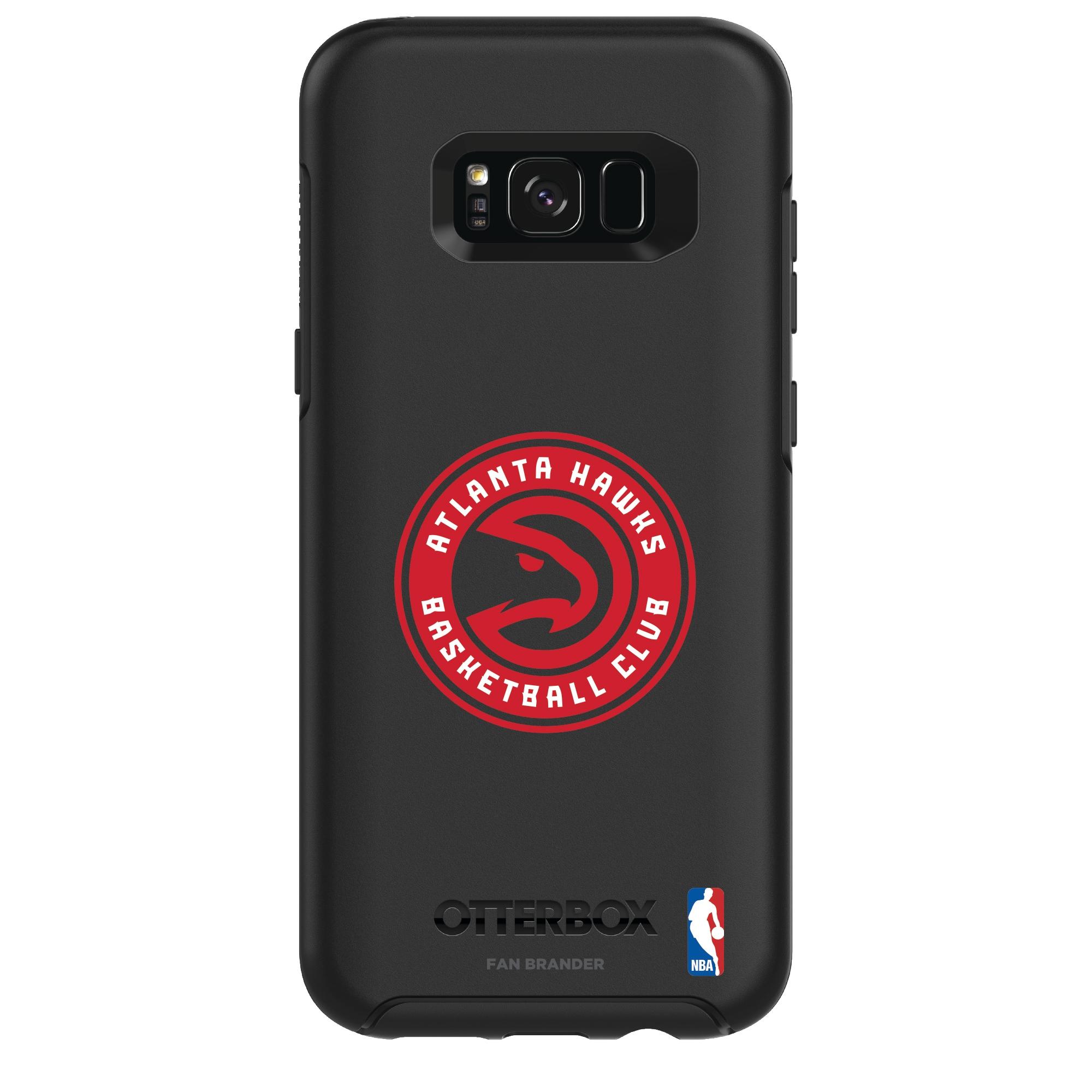 Atlanta Hawks OtterBox Galaxy Primary Logo Symmetry Case