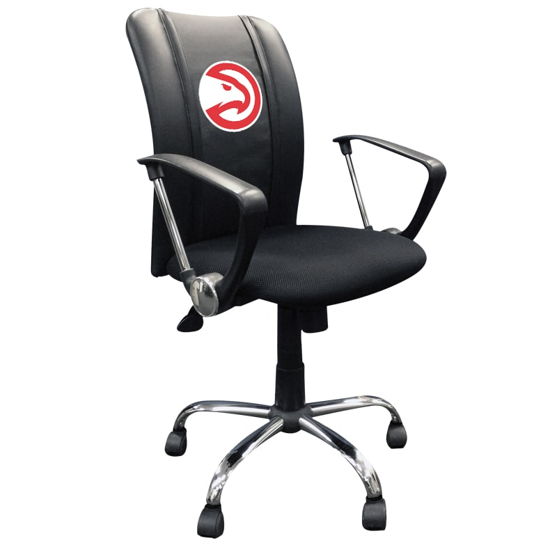 Atlanta Hawks Curve Task Chair