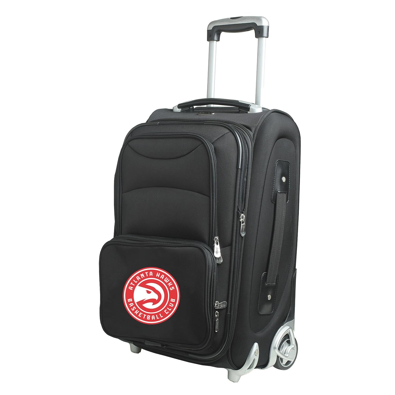 "Atlanta Hawks 21"" Softside Rolling Carry-On Suitcase - Black"