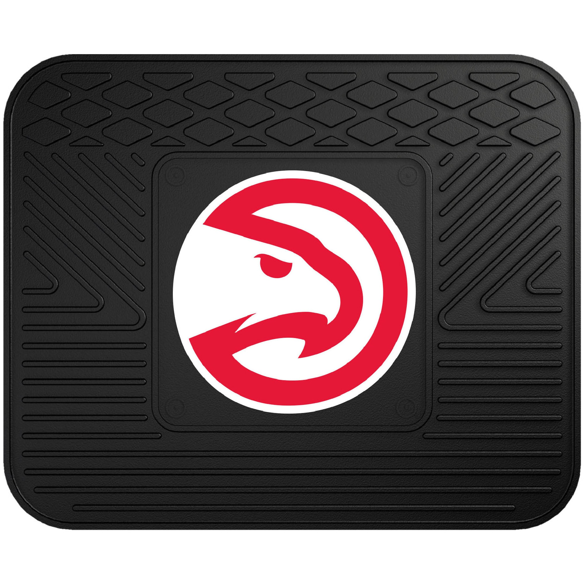 """Atlanta Hawks 17"""" x 14"""" Utility Mat"""