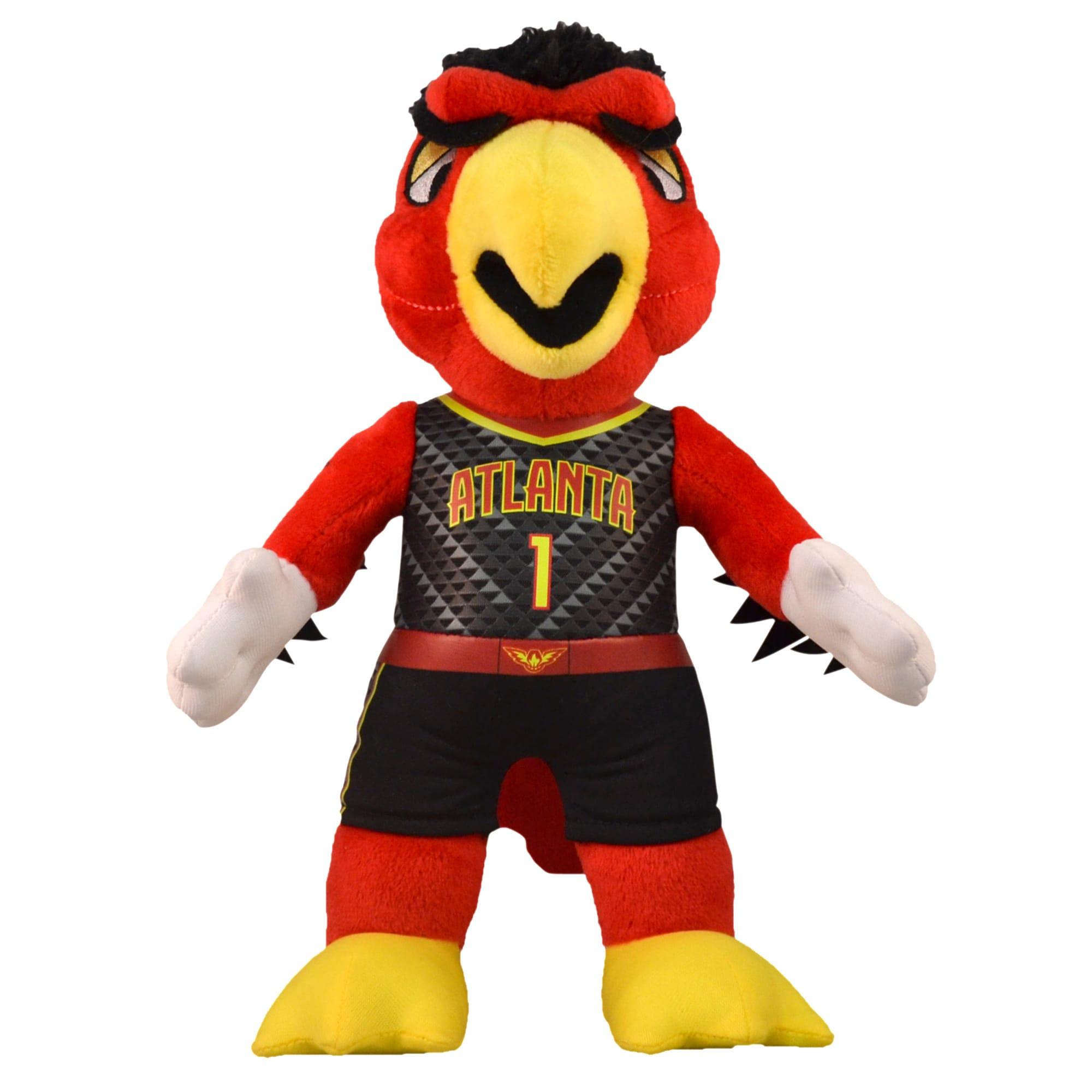 Atlanta Hawks 10'' Plush Mascot Figure