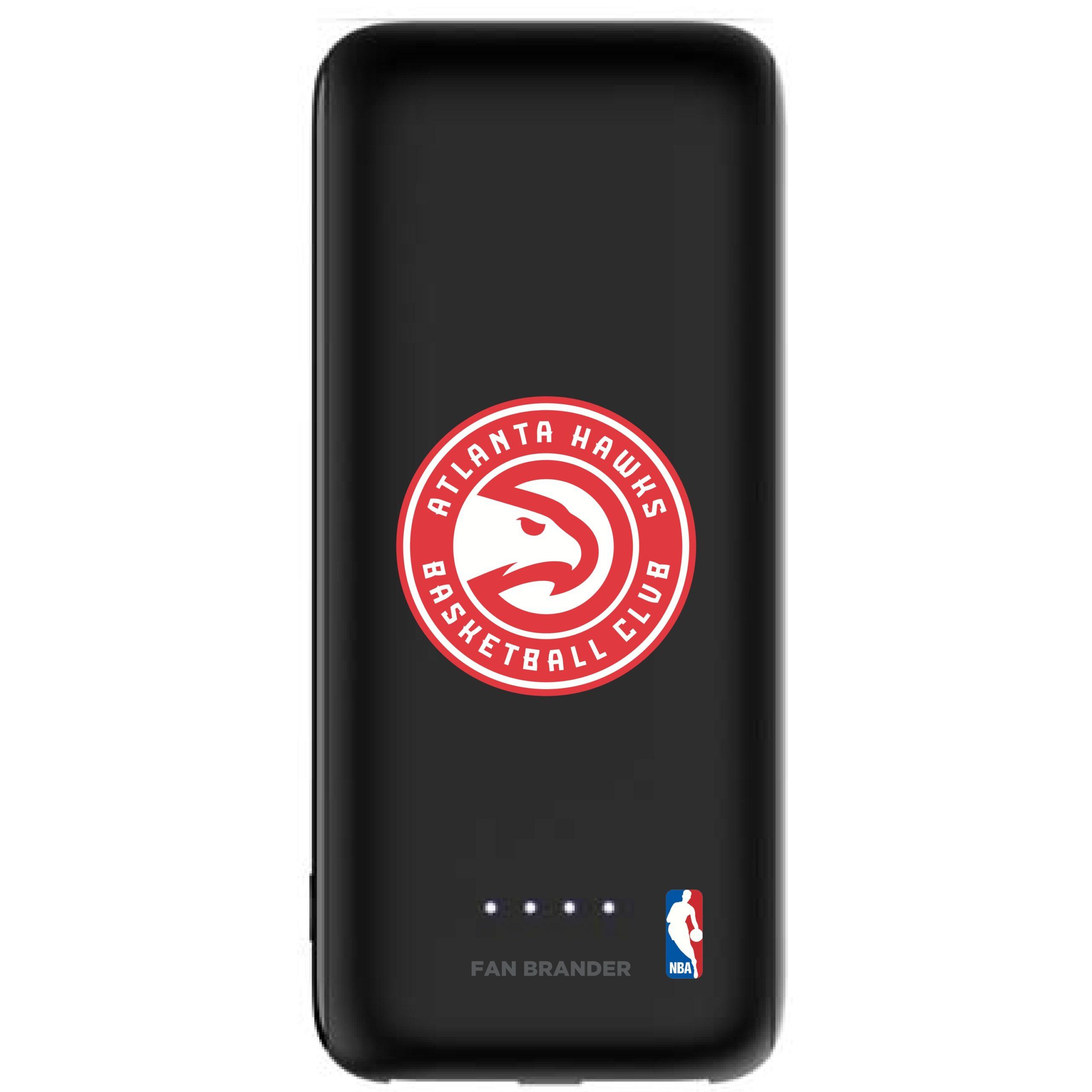 Atlanta Hawks mophie 5200 mAh Universal Battery Power Boost