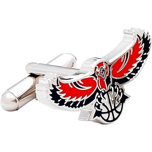 NBA Atlanta Hawks Cufflinks
