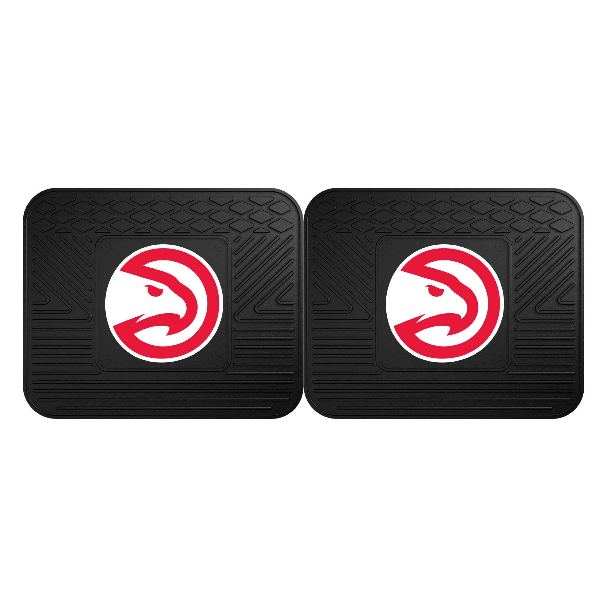 Atlanta Hawks 2-Pack Utility Mat Set