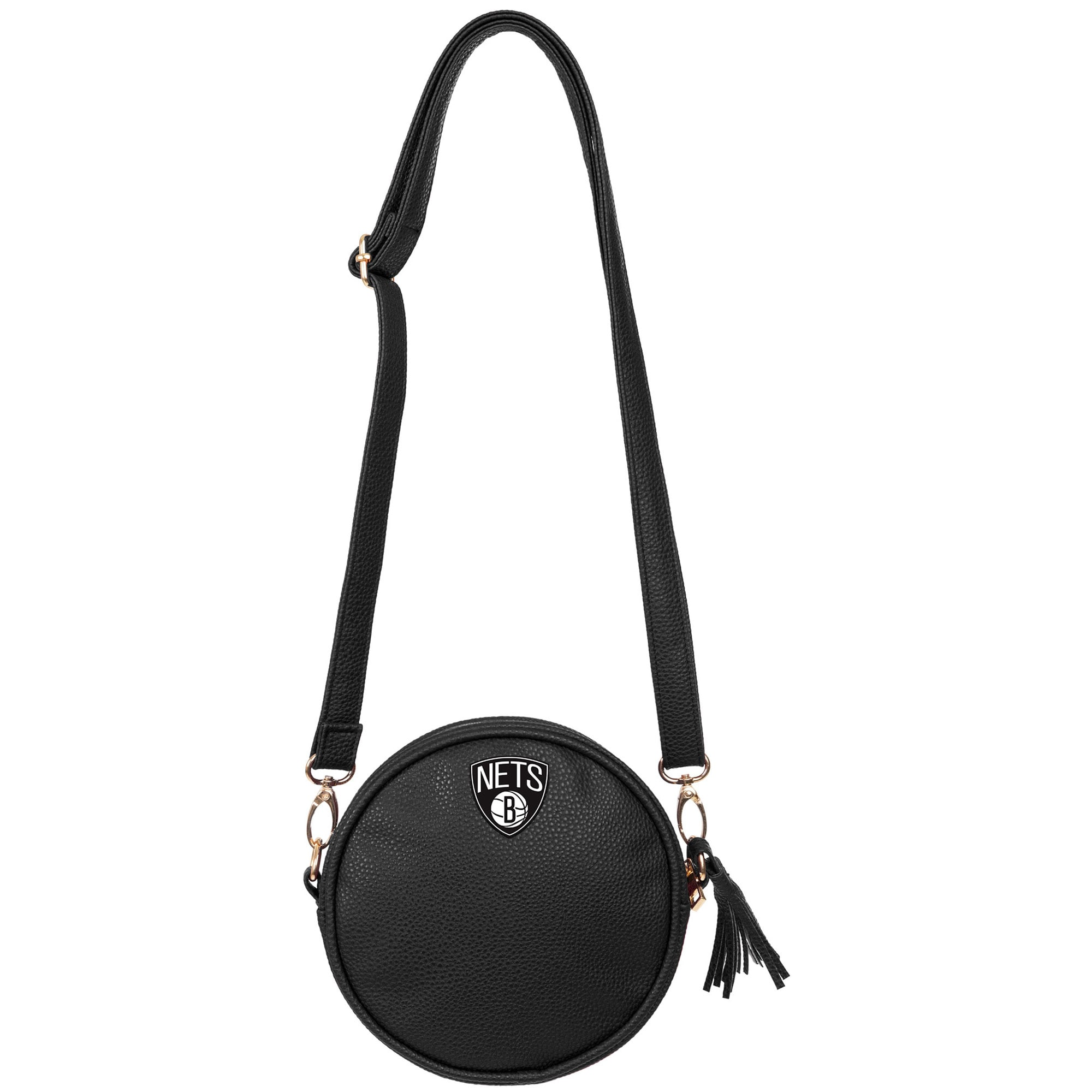 Brooklyn Nets Circle Handbag
