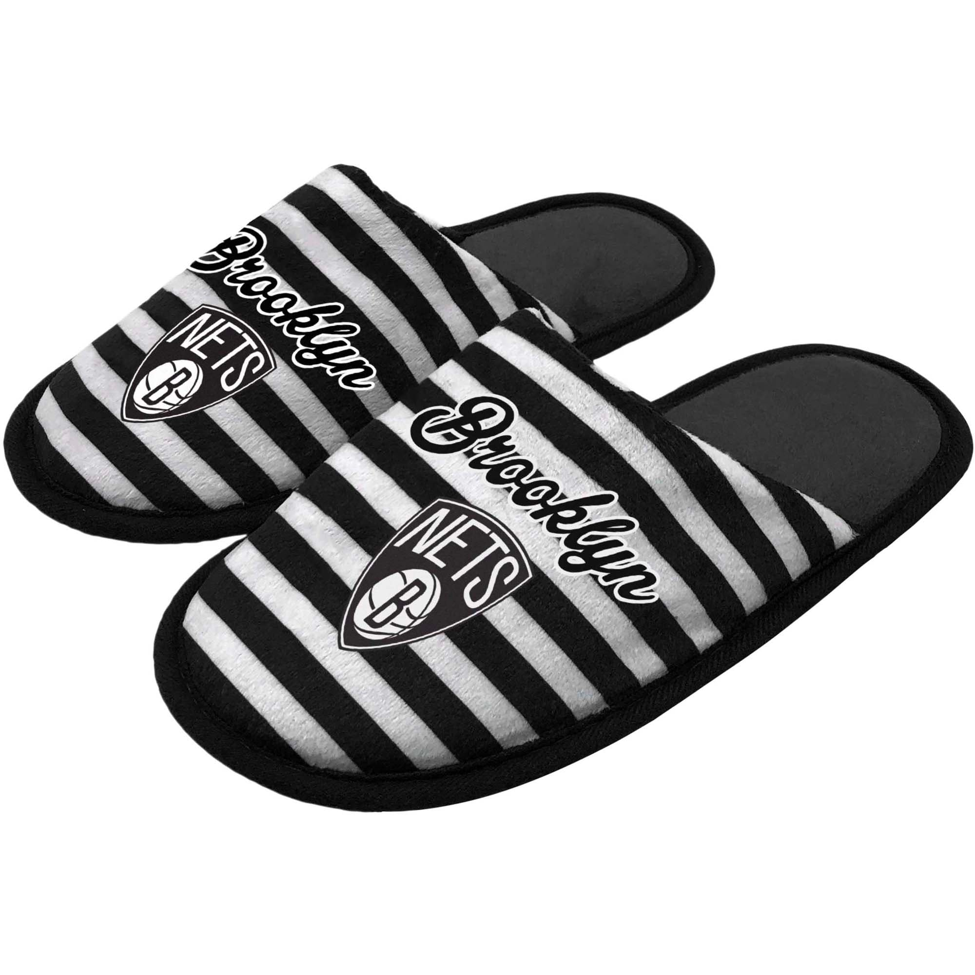 Brooklyn Nets Women's Scuff Slippers