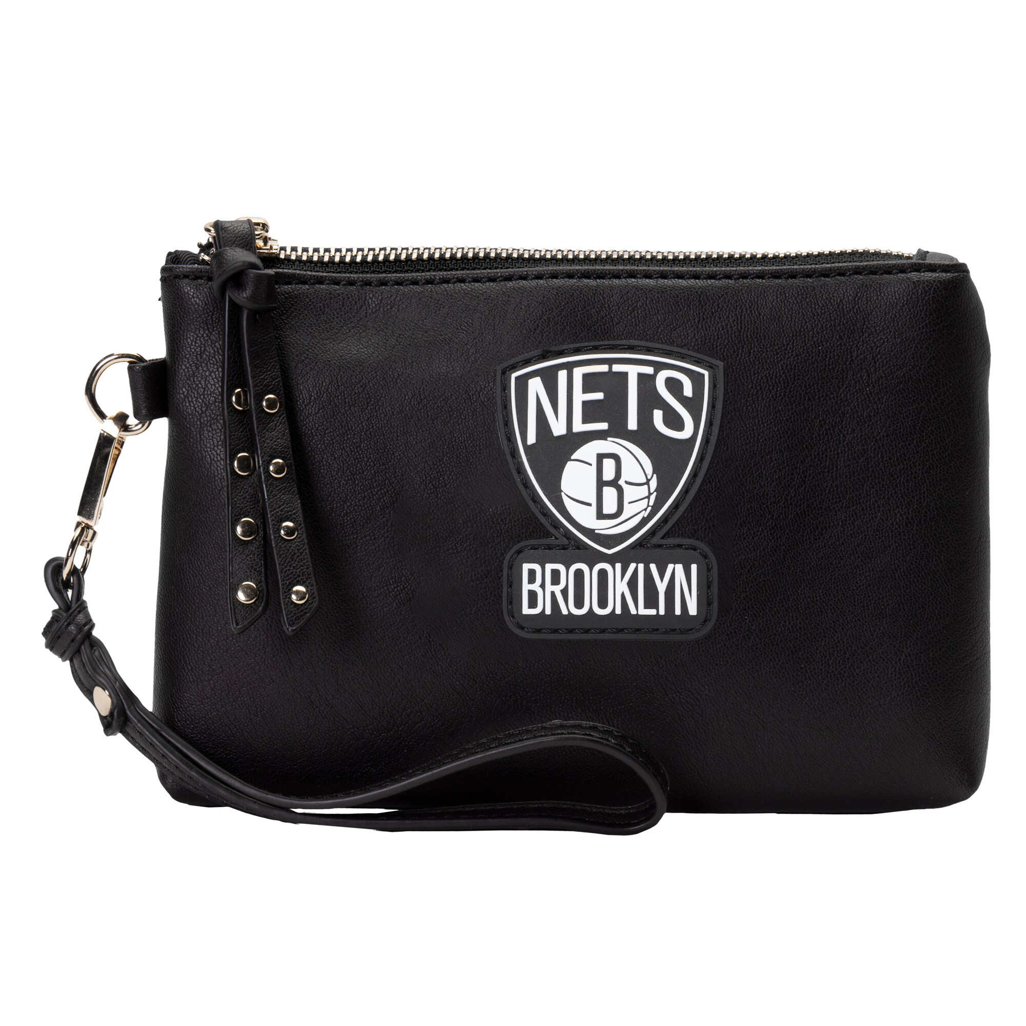 Brooklyn Nets Wristlet Pouch