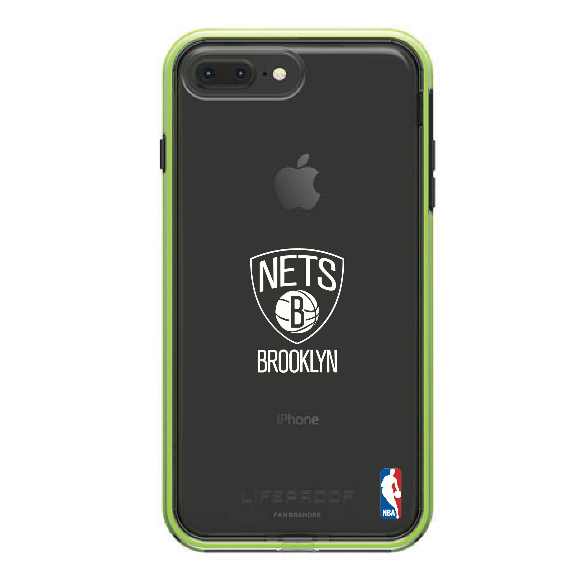 Brooklyn Nets LifeProof Night Flash Primary Logo iPhone Case
