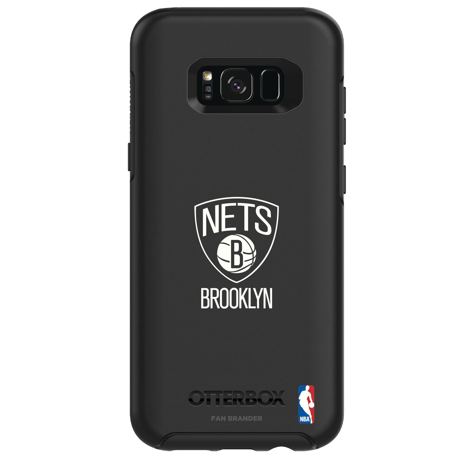 Brooklyn Nets OtterBox Galaxy Primary Logo Symmetry Case