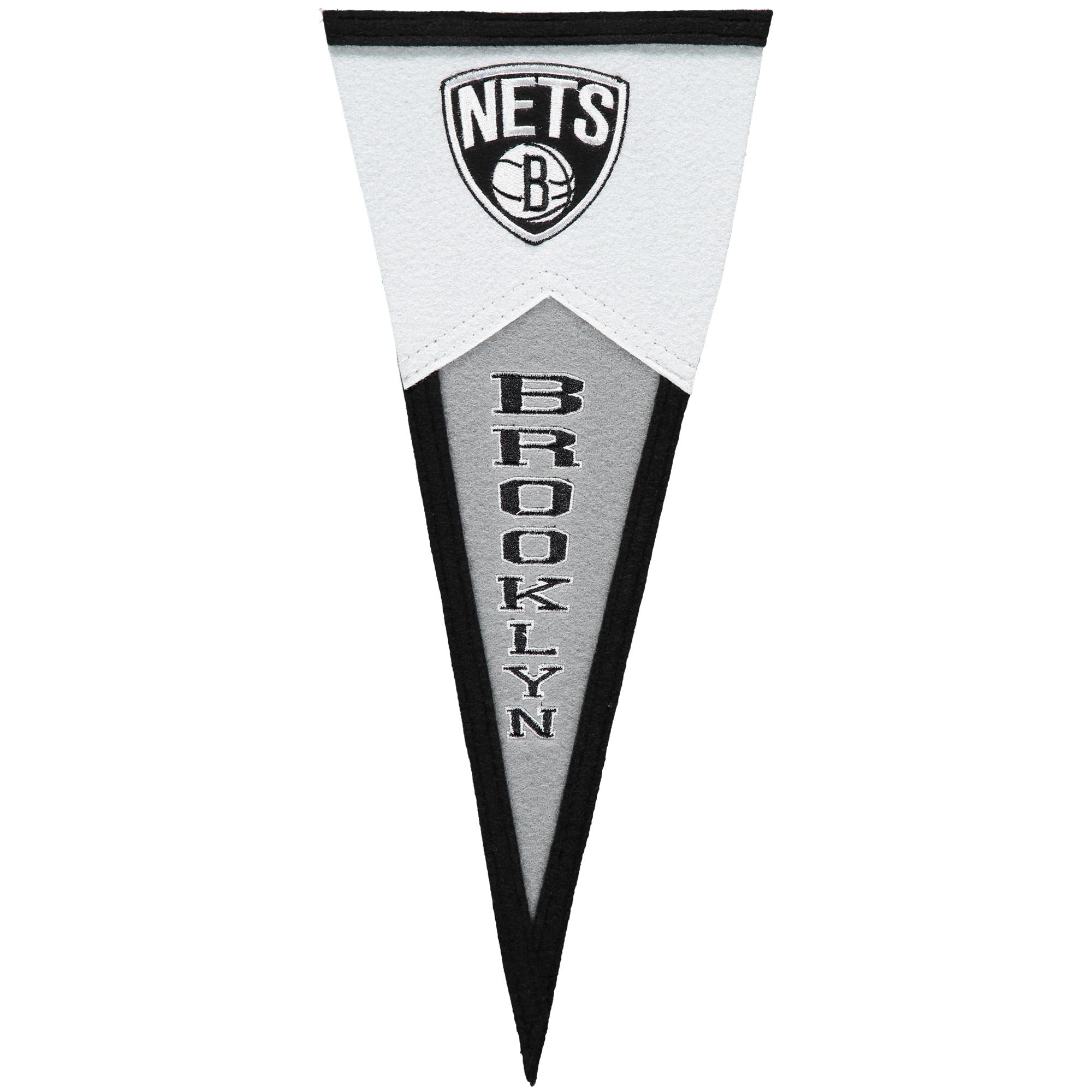 Brooklyn Nets Mini Pennant