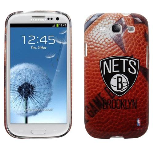 Brooklyn Nets Samsung Galaxy Game Ball S3 Case