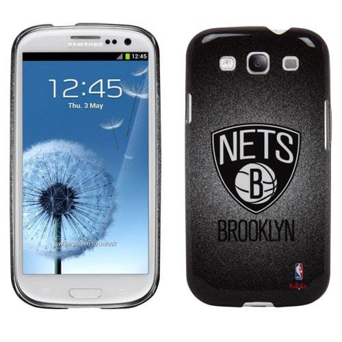 Brooklyn Nets Samsung Galaxy S3 Case - Black