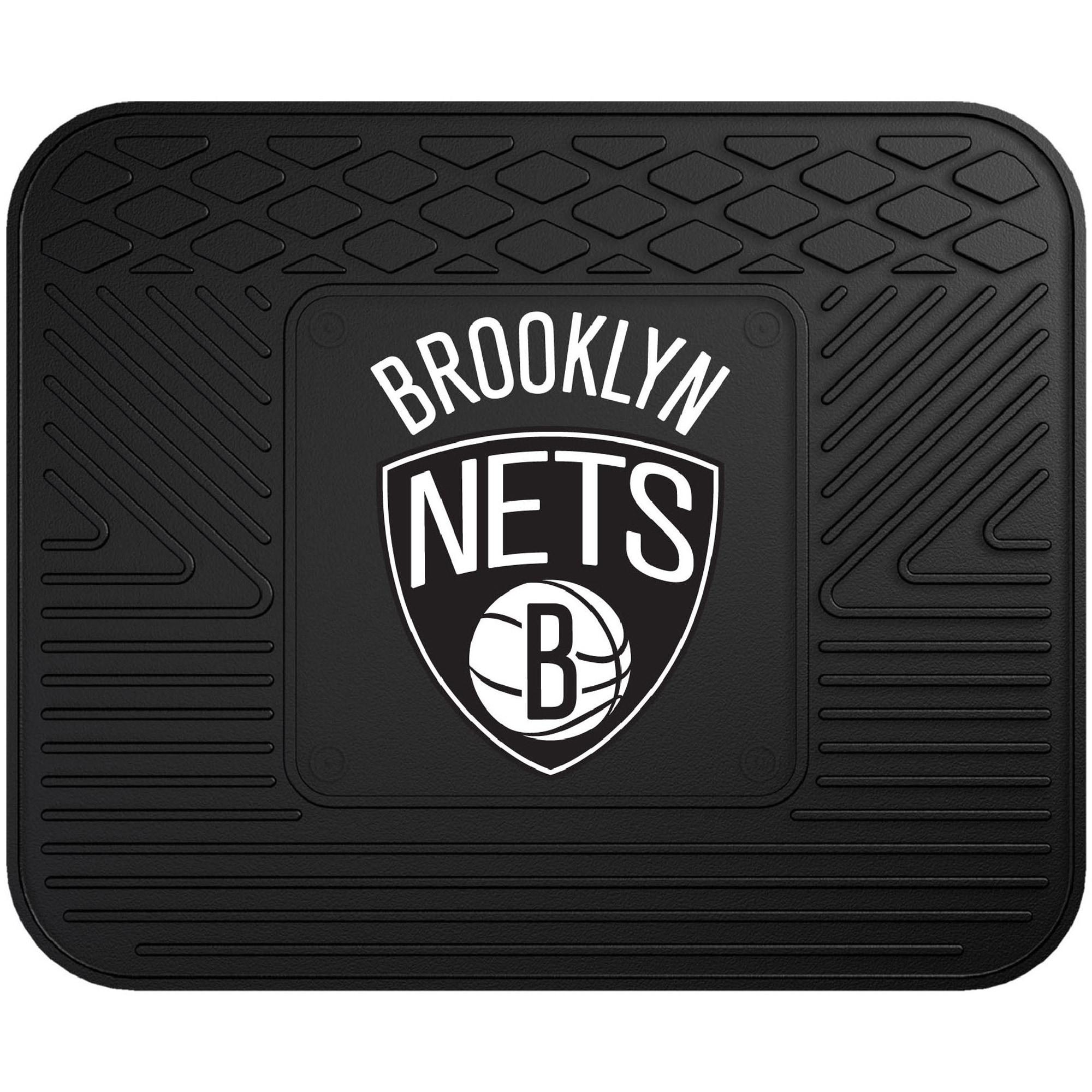 "Brooklyn Nets 17"" x 14"" Utility Mat"