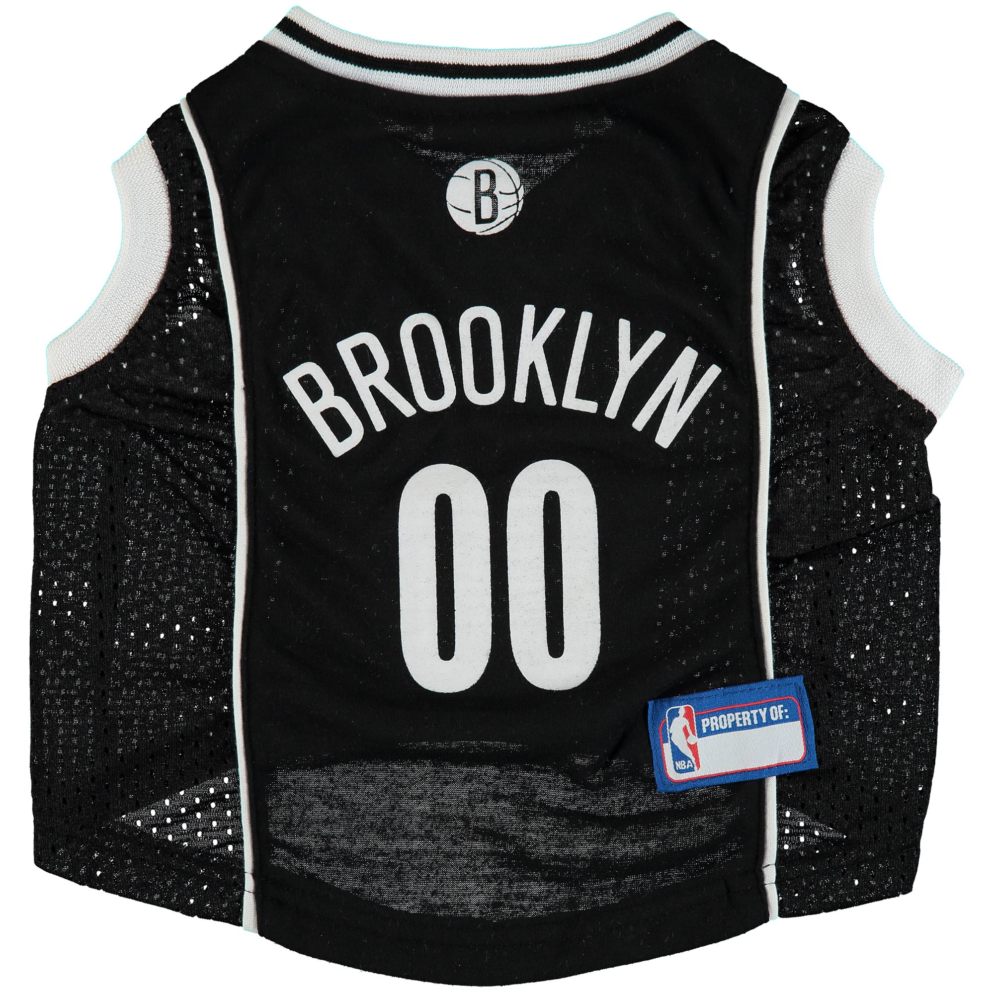 Brooklyn Nets Swingman Mesh Basketball Dog Jersey