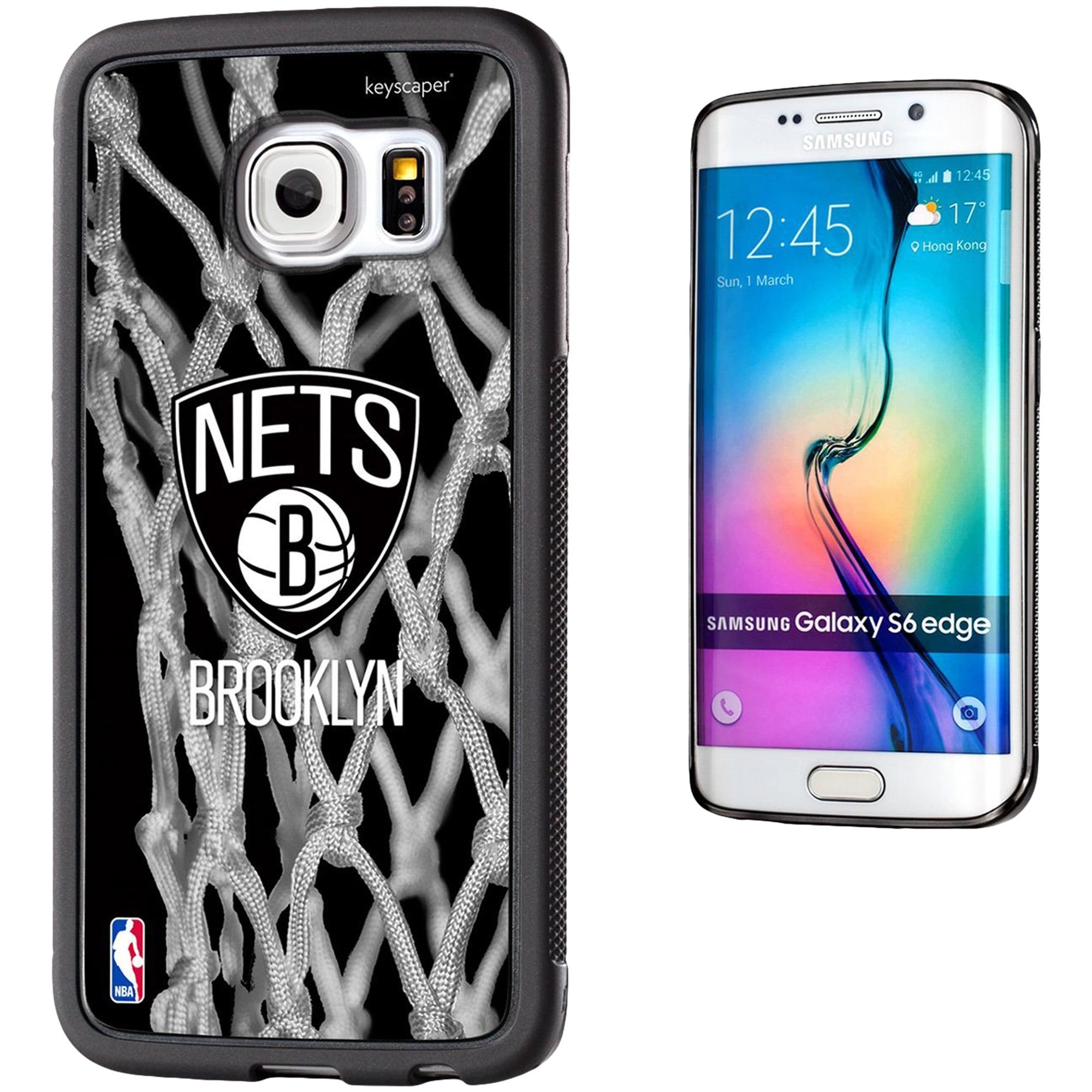 Brooklyn Nets Net 2 Galaxy S6 Edge Bumper Case