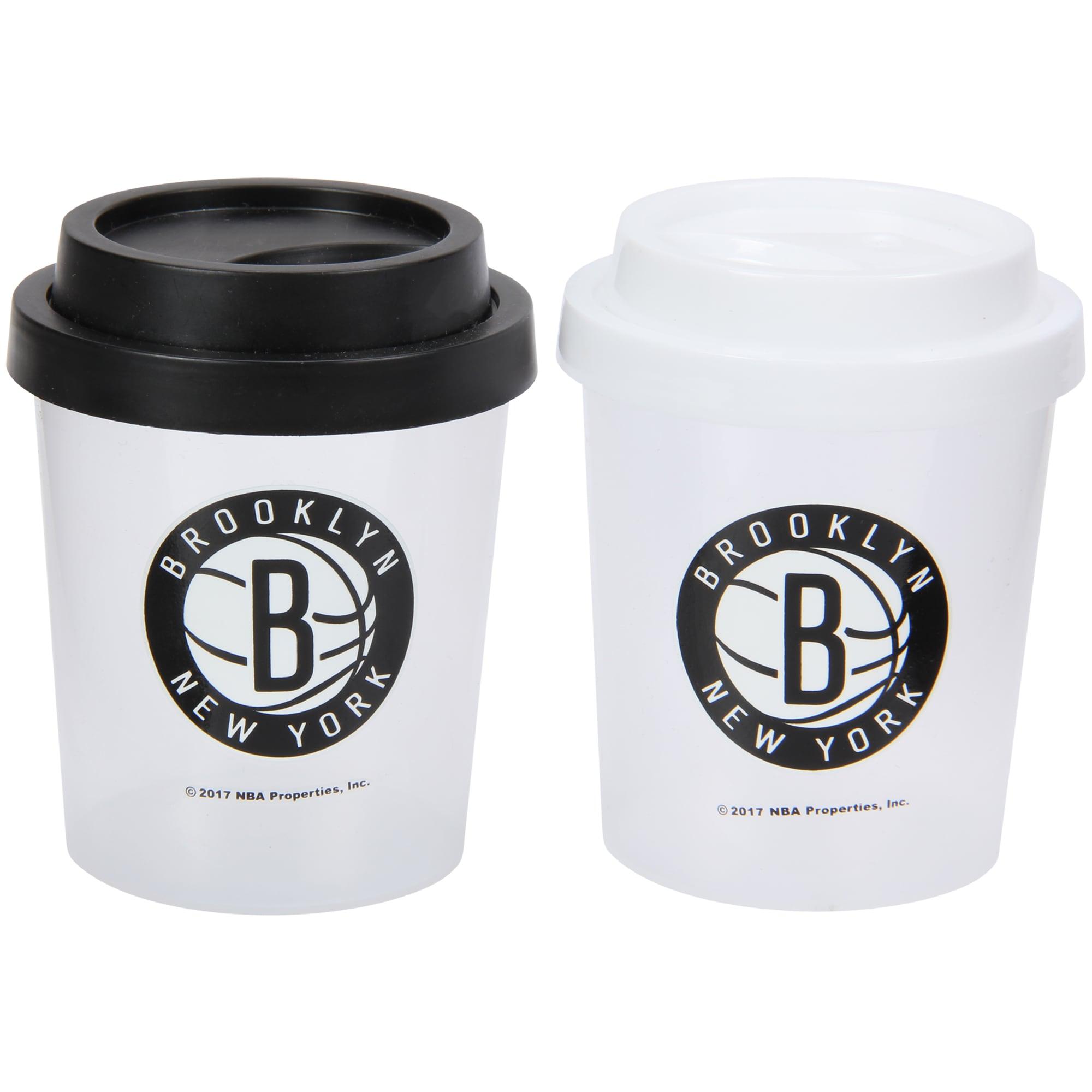 Brooklyn Nets Plastic Salt & Pepper Shaker