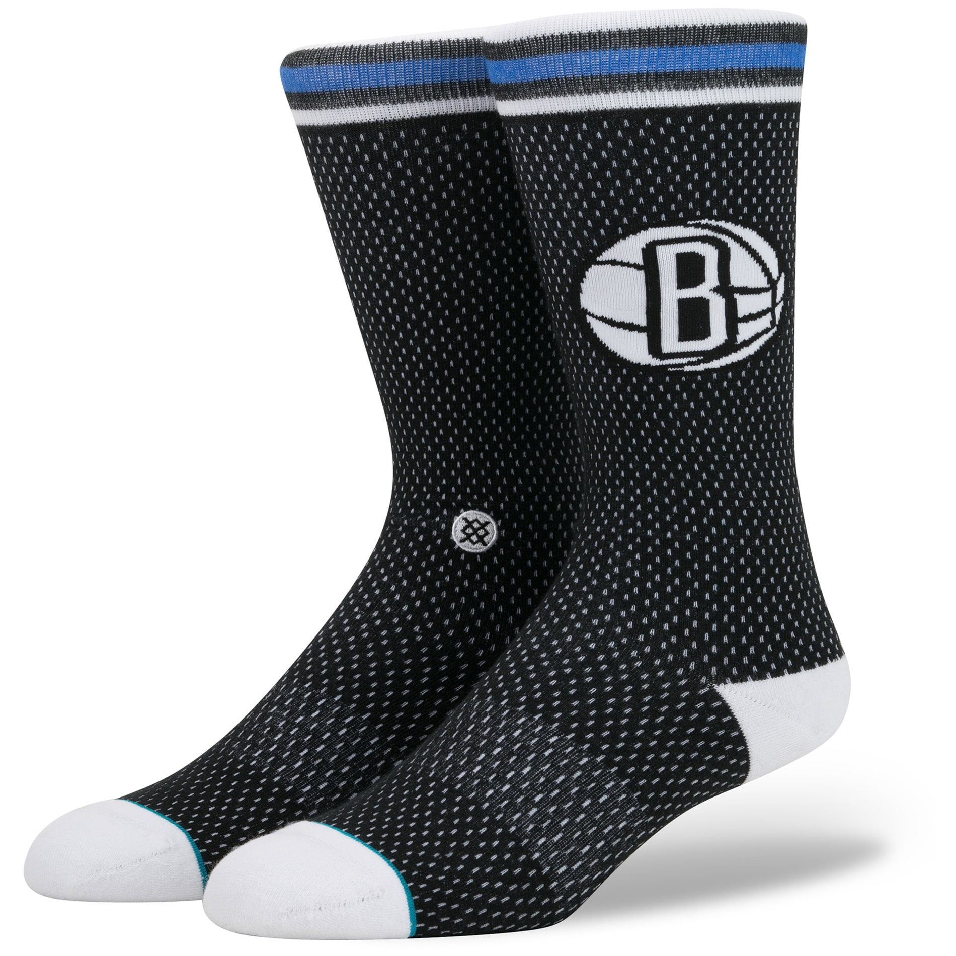 Brooklyn Nets Stance Jersey Socks