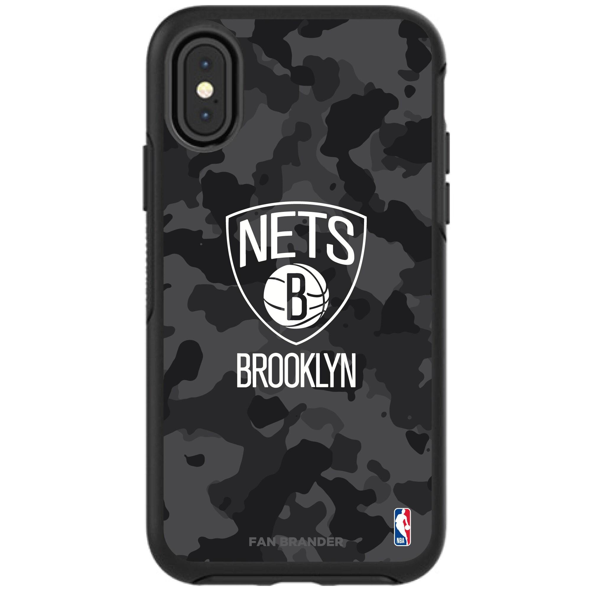 Brooklyn Nets OtterBox Urban Camo iPhone Case