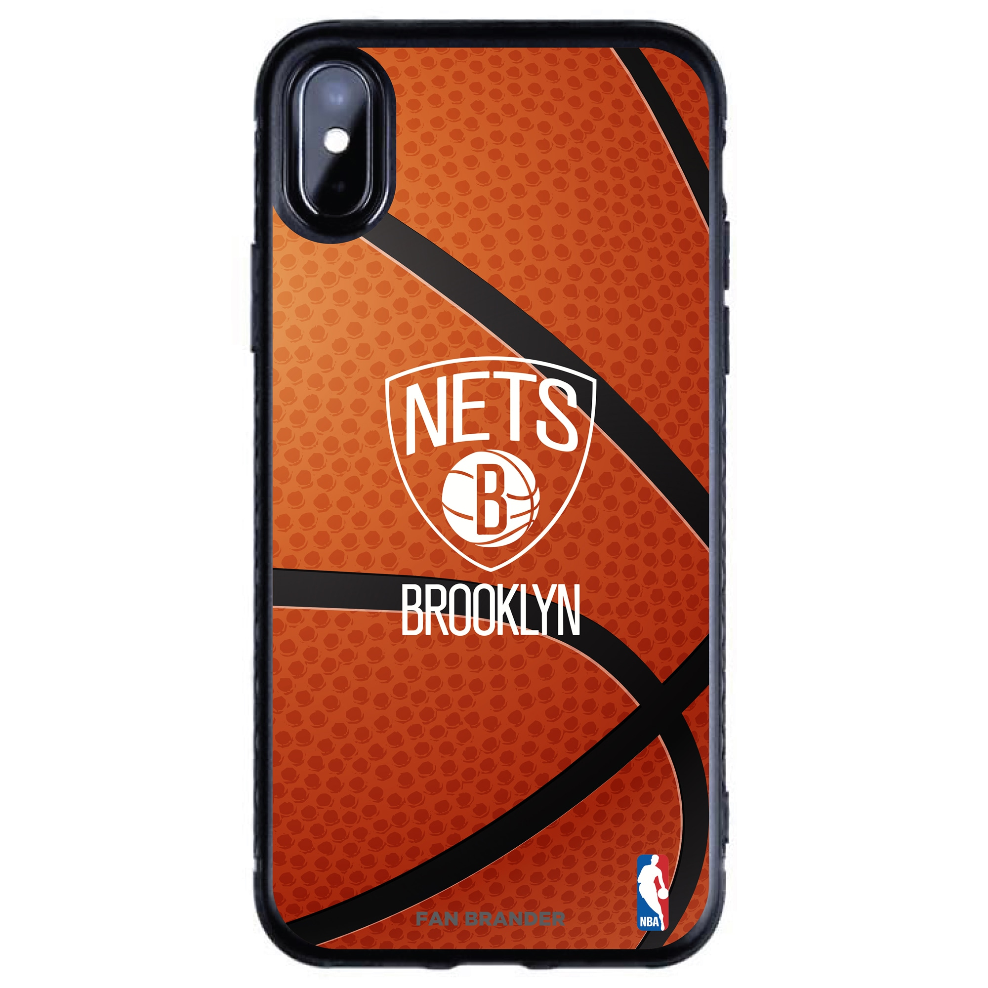 Brooklyn Nets Primary Mark iPhone Case