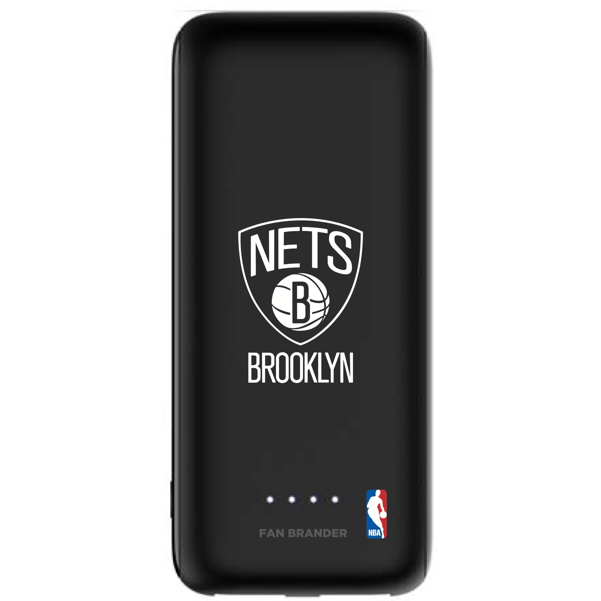 Brooklyn Nets mophie 5200 mAh Universal Battery Power Boost