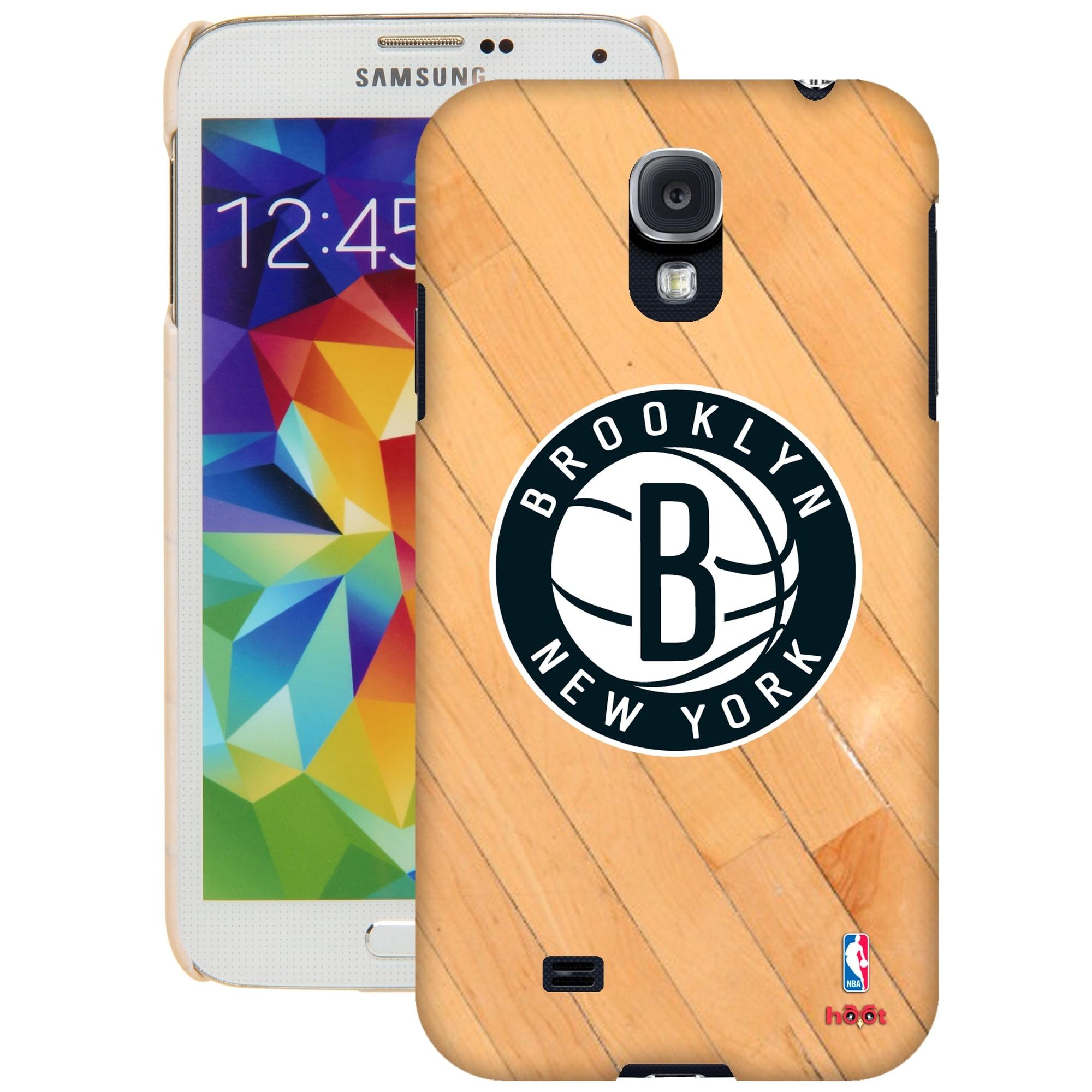 Brooklyn Nets Galaxy S5 Hardwood Court Case