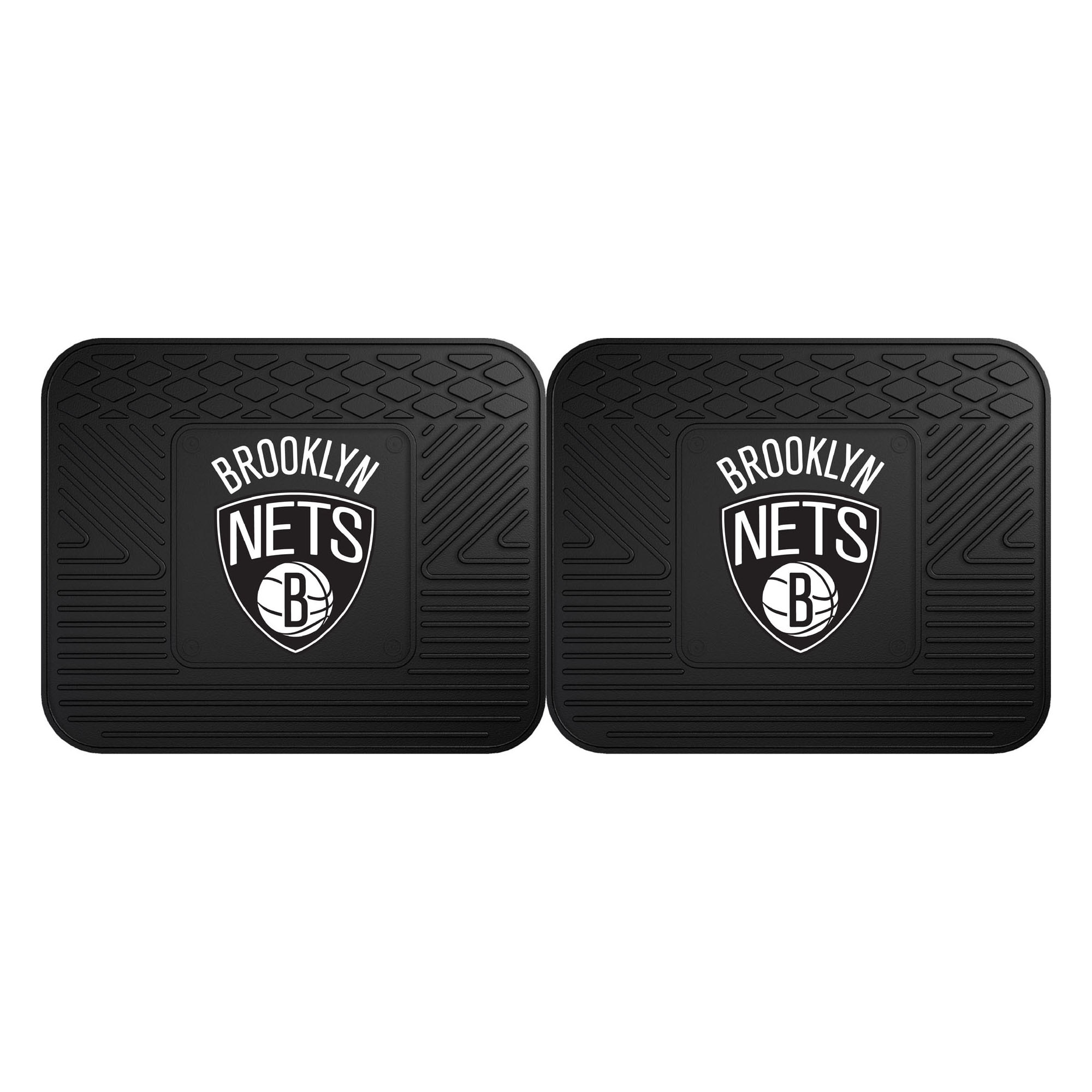 Brooklyn Nets 2-Pack Utility Mat Set
