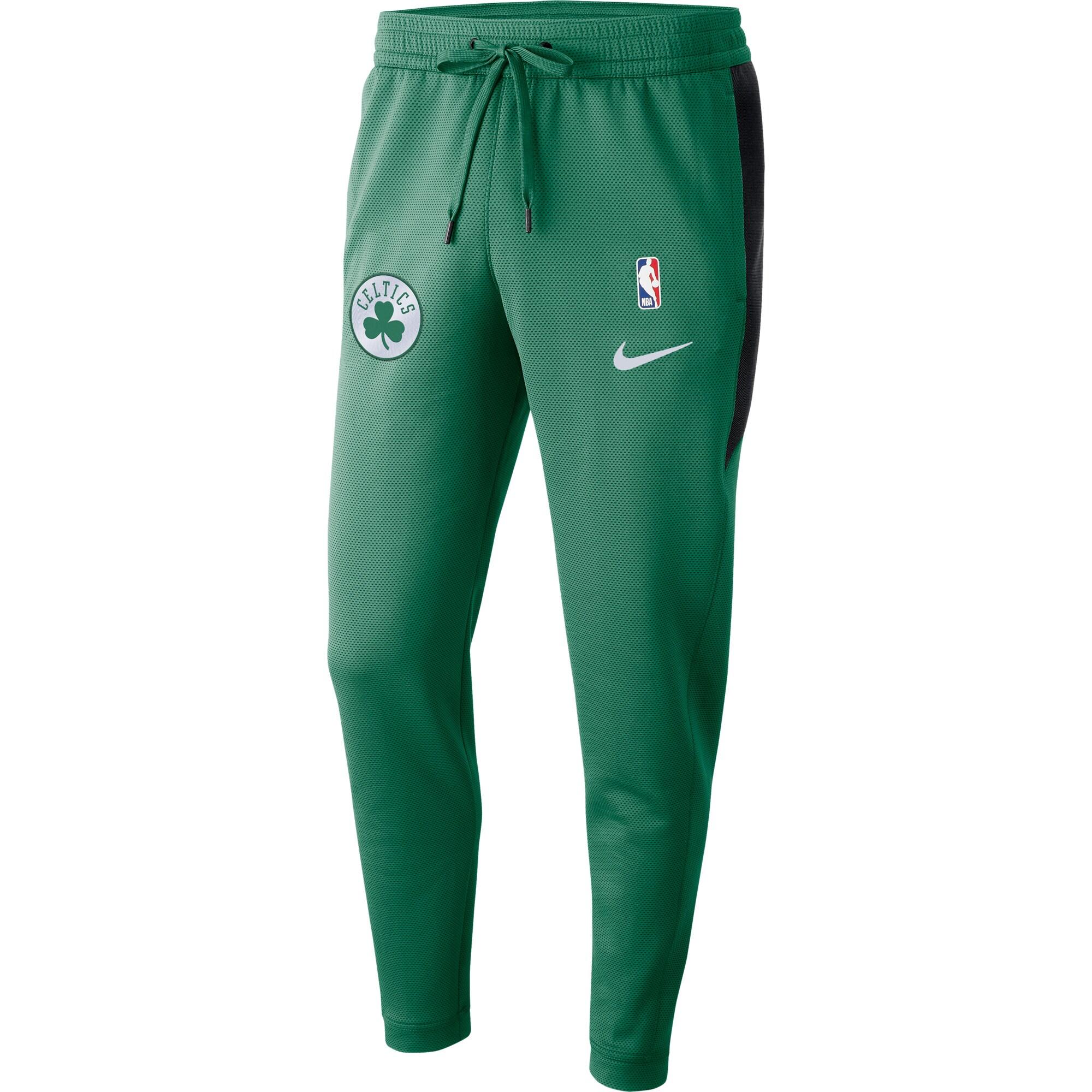 Boston Celtics Nike Showtime Therma Flex Performance Pants - Green