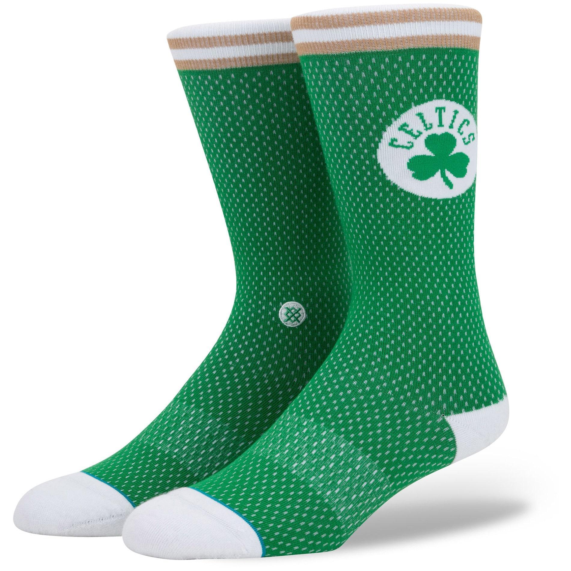 Boston Celtics Stance Jersey Socks