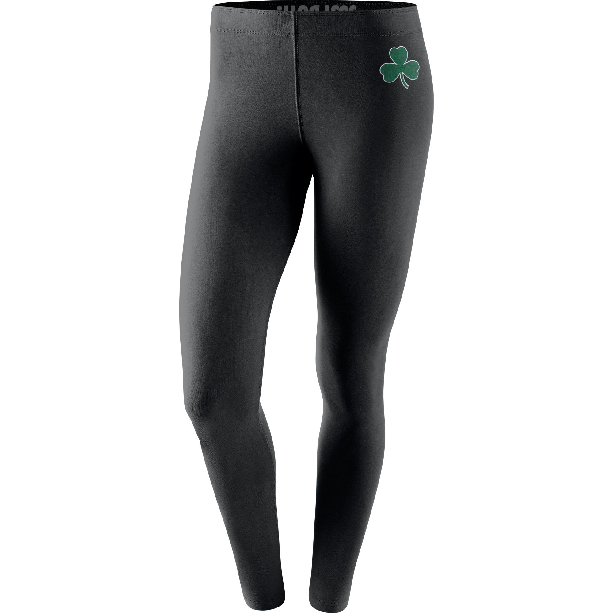Boston Celtics Nike Women's City Edition Leg A See Tight - Black