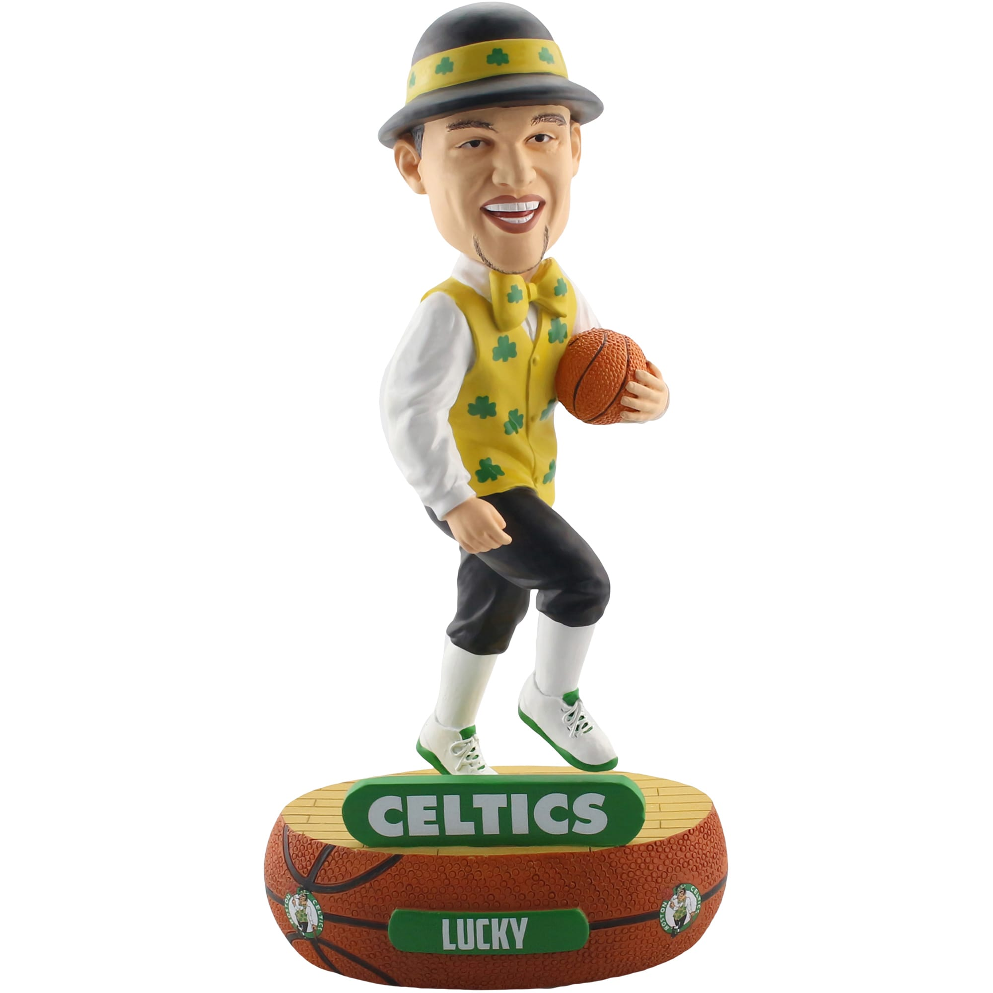 Boston Celtics Mascot Baller Bobblehead
