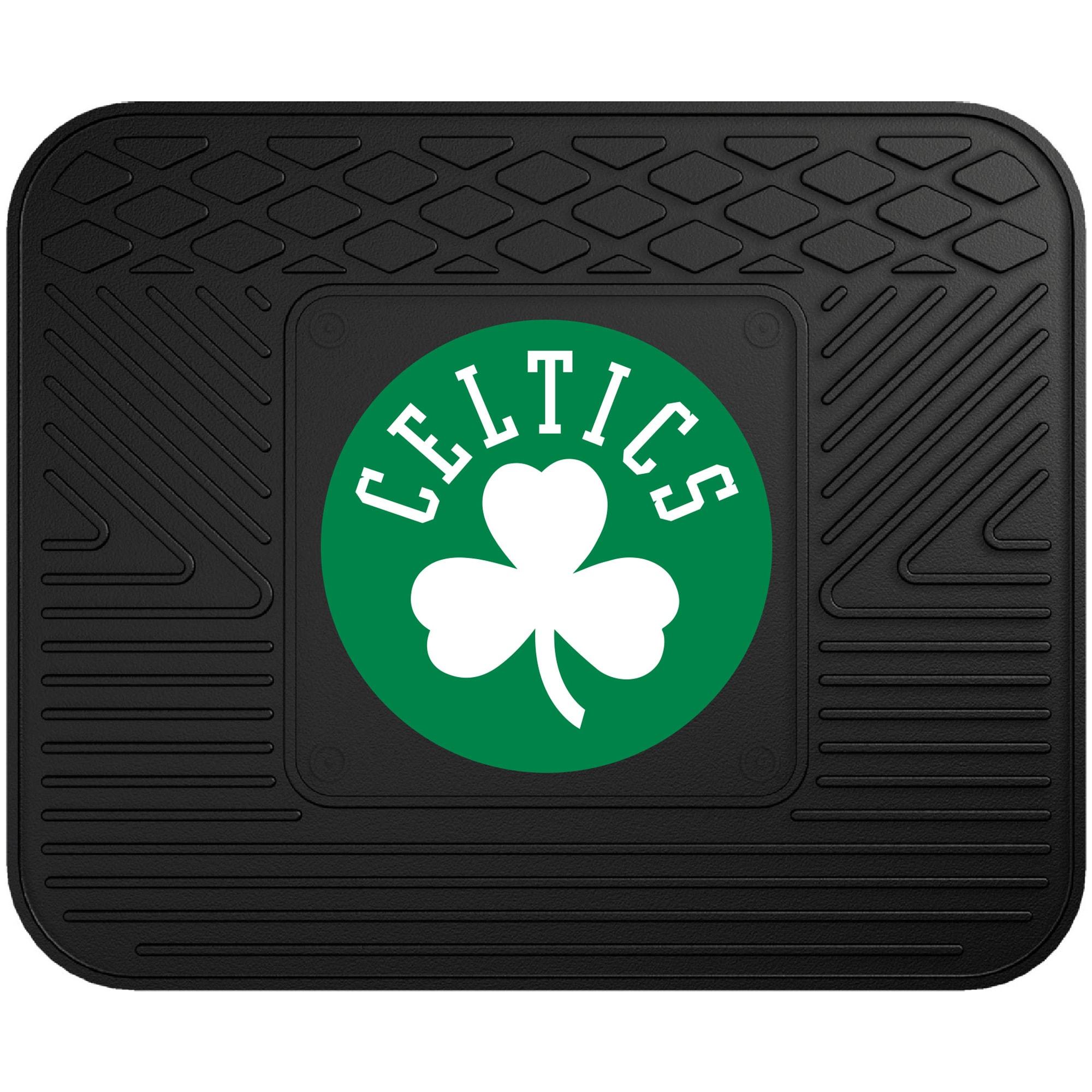 "Boston Celtics 17"" x 14"" Utility Mat"