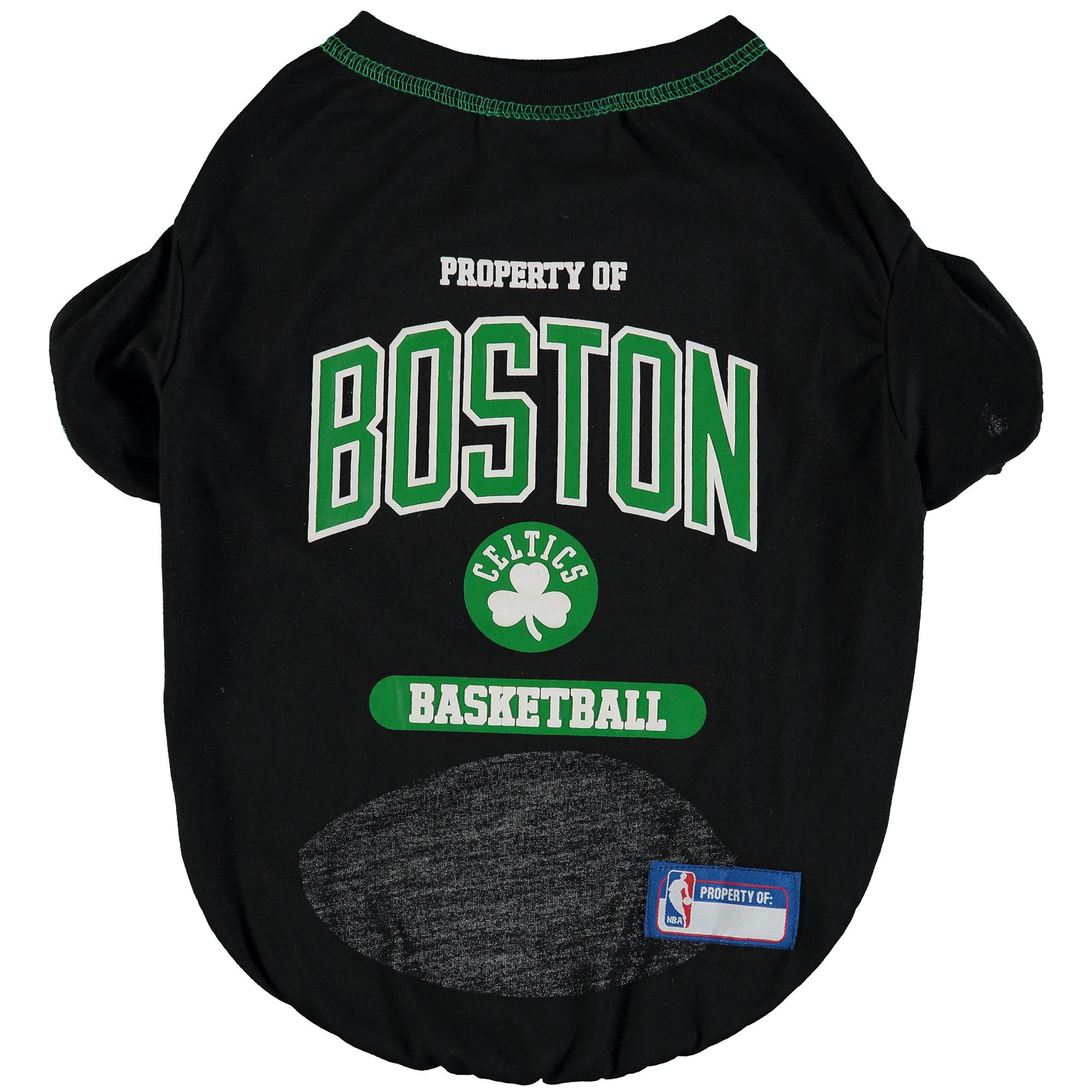 Boston Celtics Dog T-Shirt