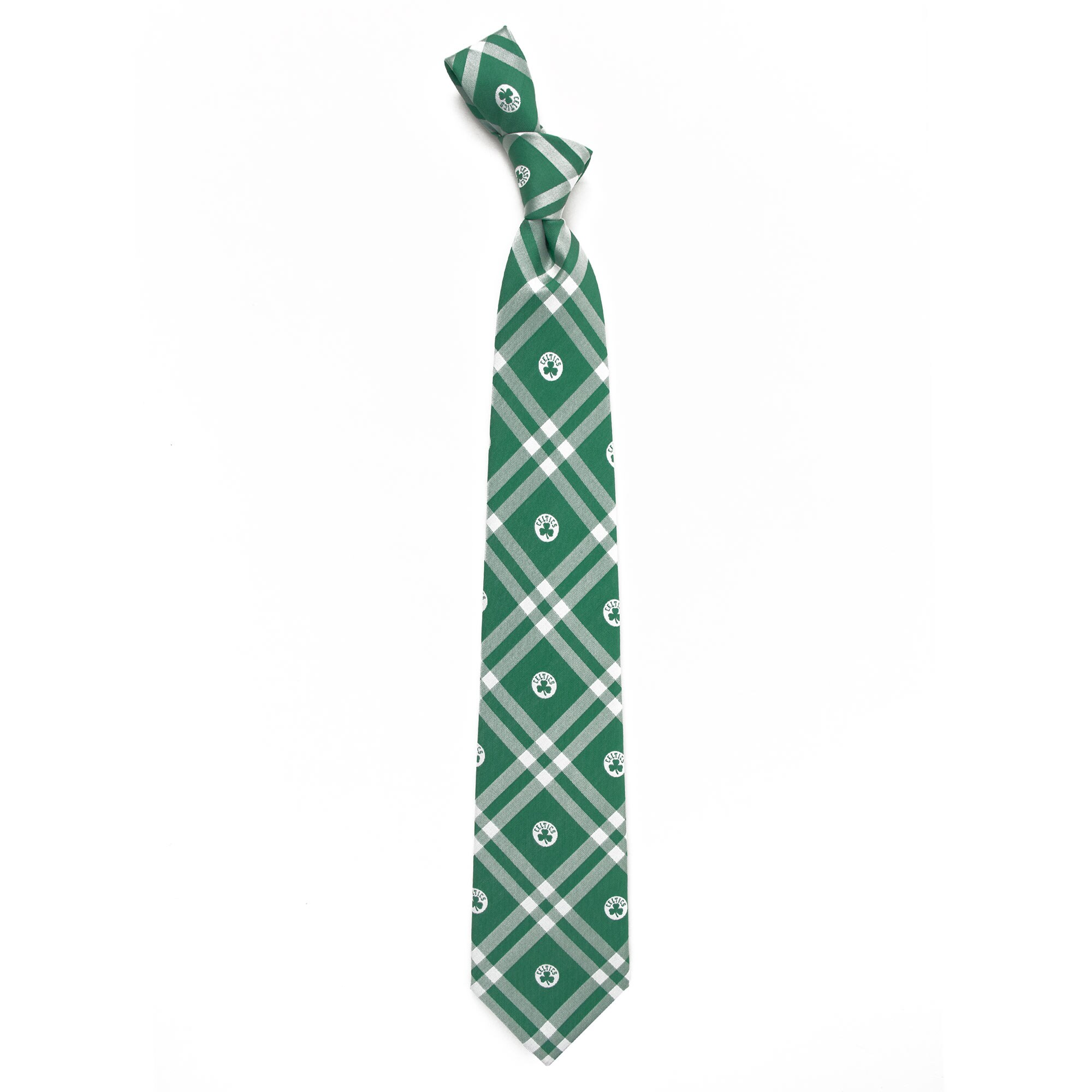 Boston Celtics Rhodes Tie - Green