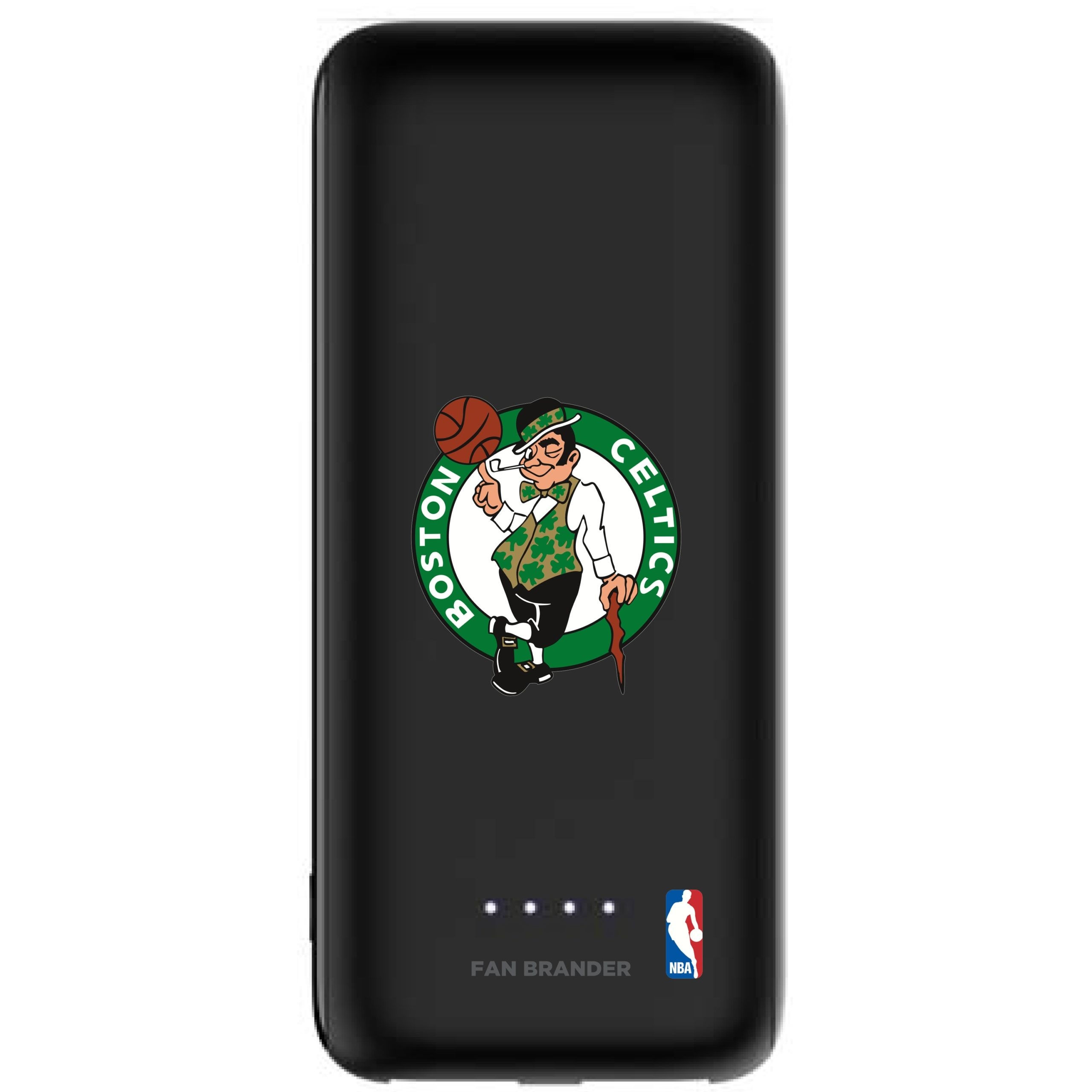 Boston Celtics mophie 5200 mAh Universal Battery Power Boost