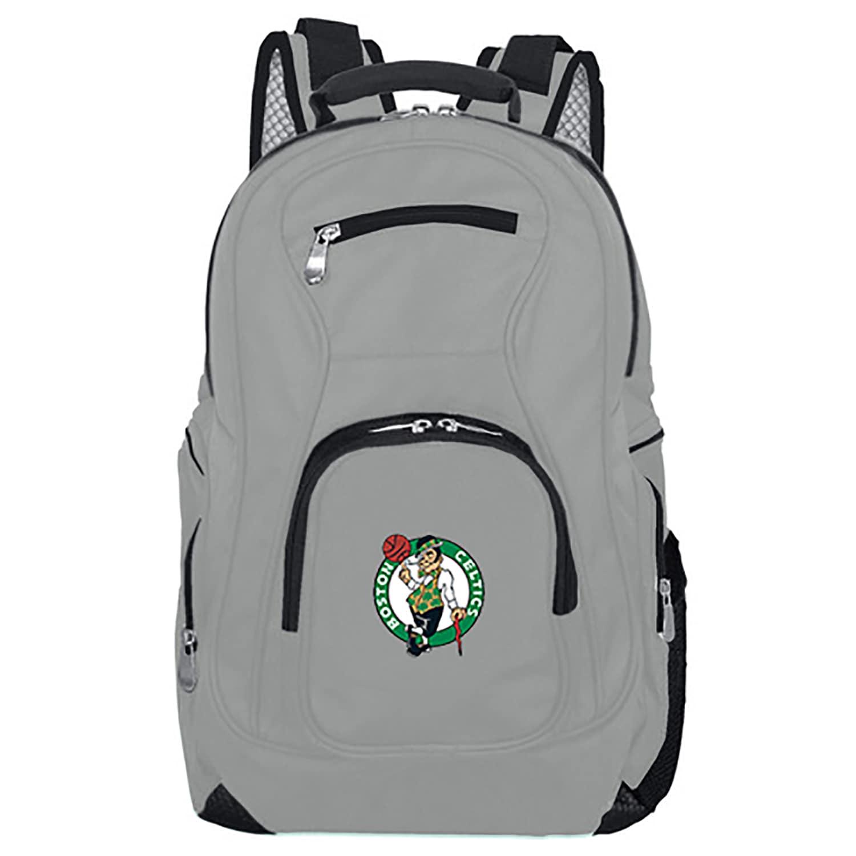 Boston Celtics Backpack Laptop - Gray
