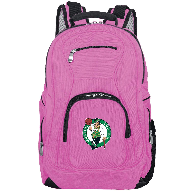 Boston Celtics Backpack Laptop - Pink